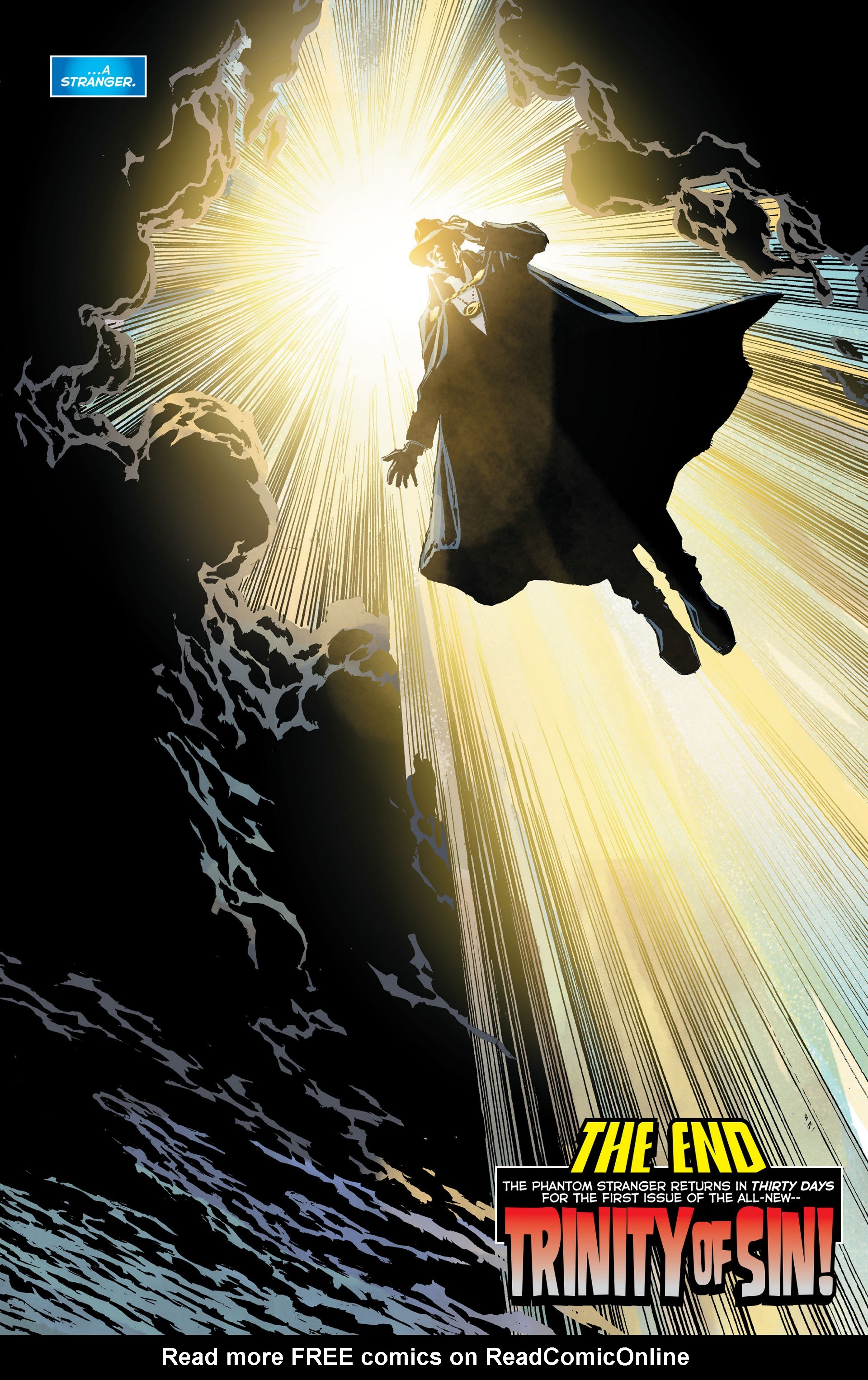 Read online Trinity of Sin: The Phantom Stranger: Futures End comic -  Issue # Full - 21