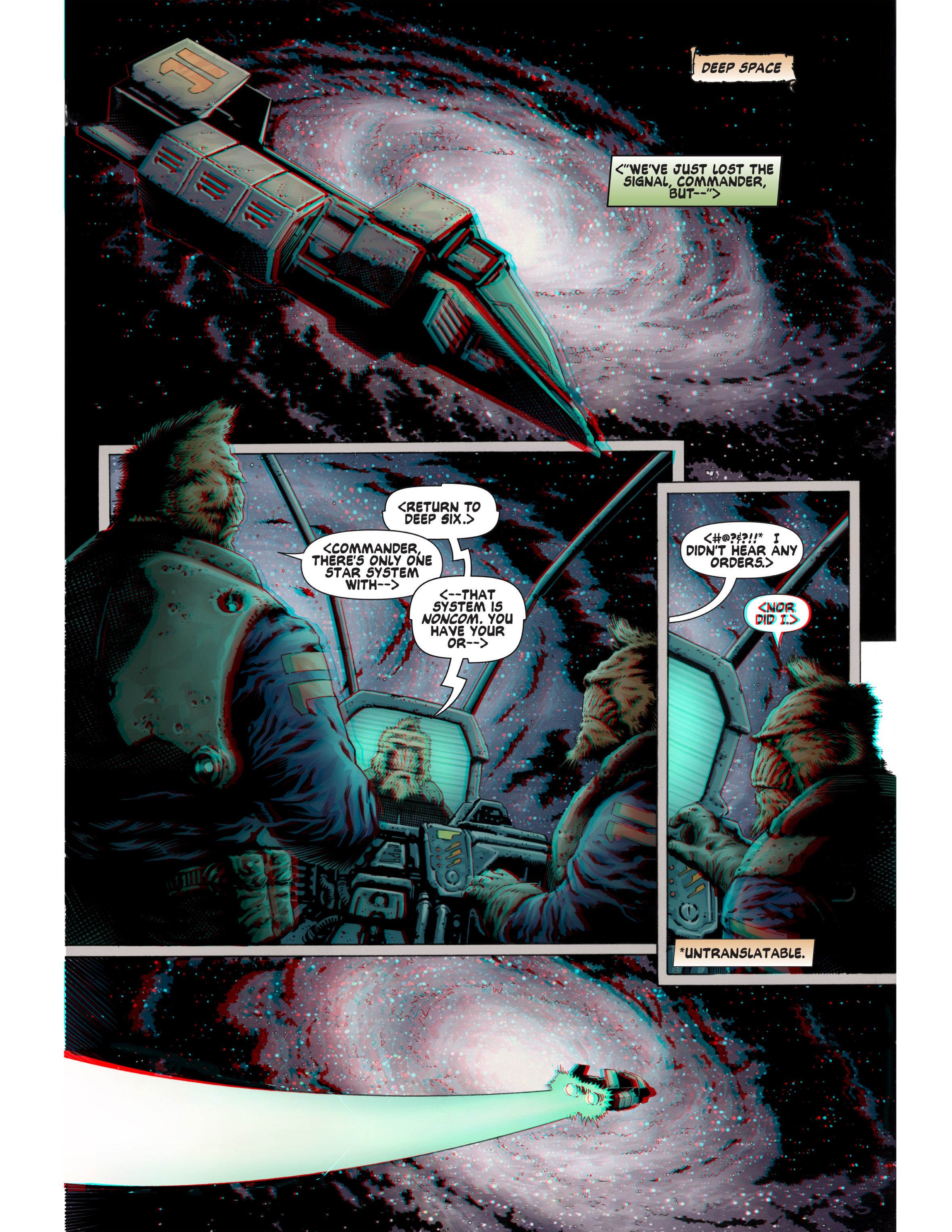 Read online Bad Planet comic -  Issue # TPB - 64