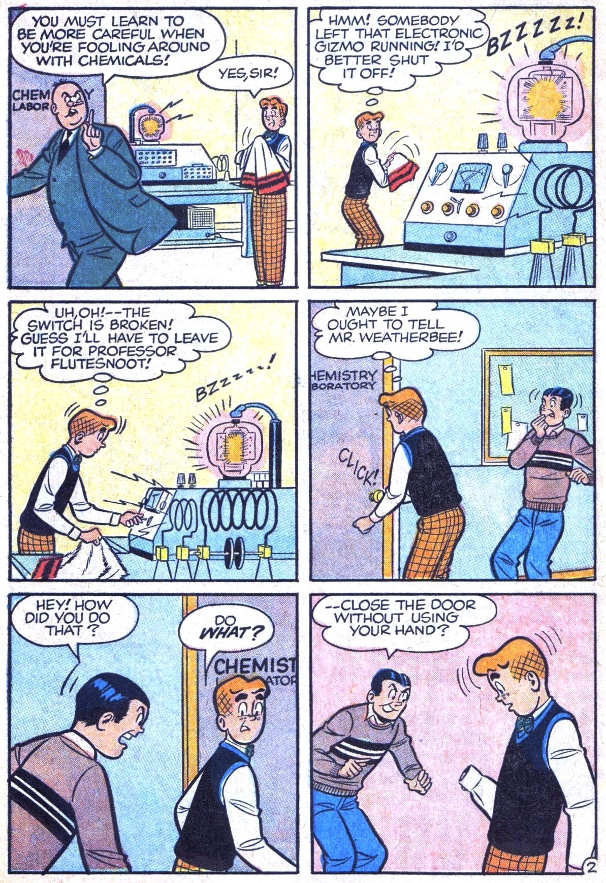 Read online Archie (1960) comic -  Issue #125 - 30