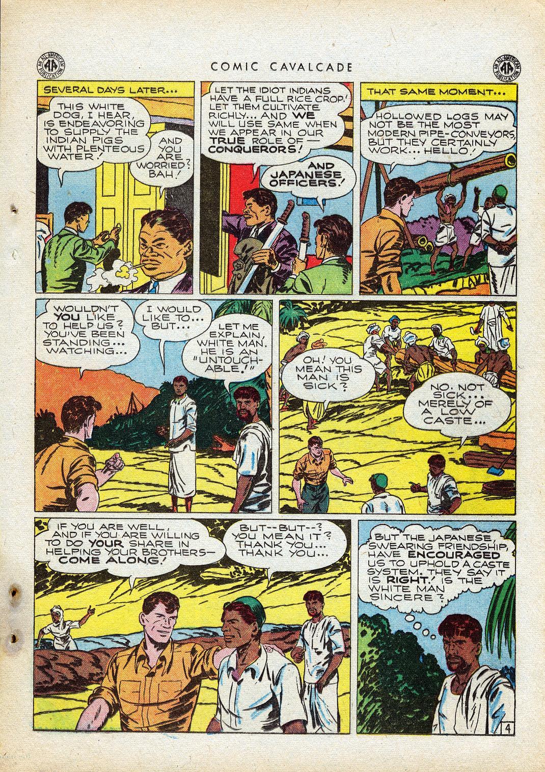 Comic Cavalcade issue 10 - Page 64