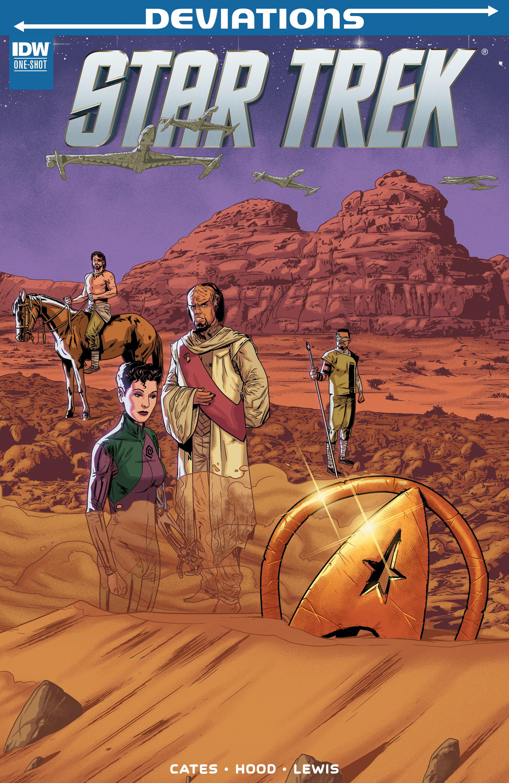 Read online Star Trek: Deviations comic -  Issue # Full - 1