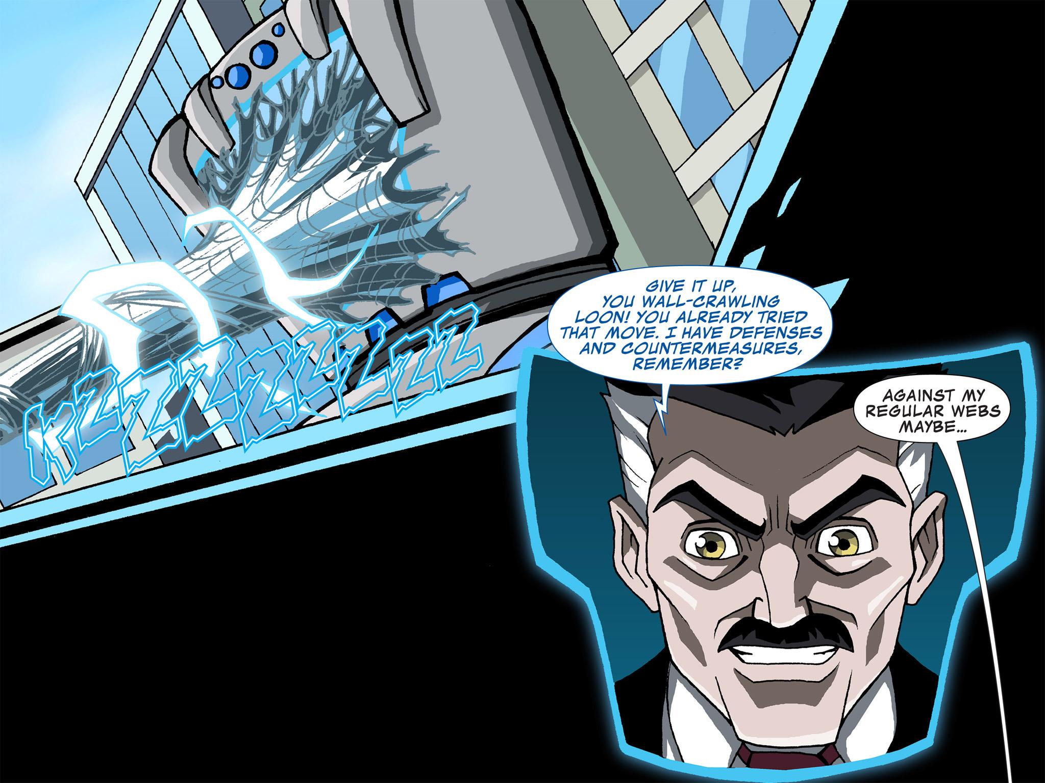 Read online Ultimate Spider-Man (Infinite Comics) (2015) comic -  Issue #4 - 9