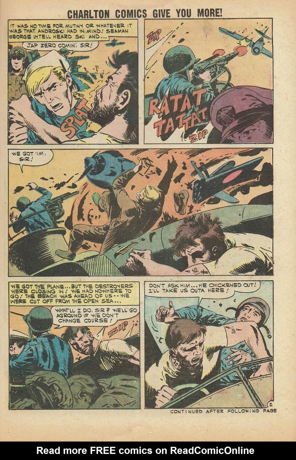 Read online Fightin' Navy comic -  Issue #97 - 21