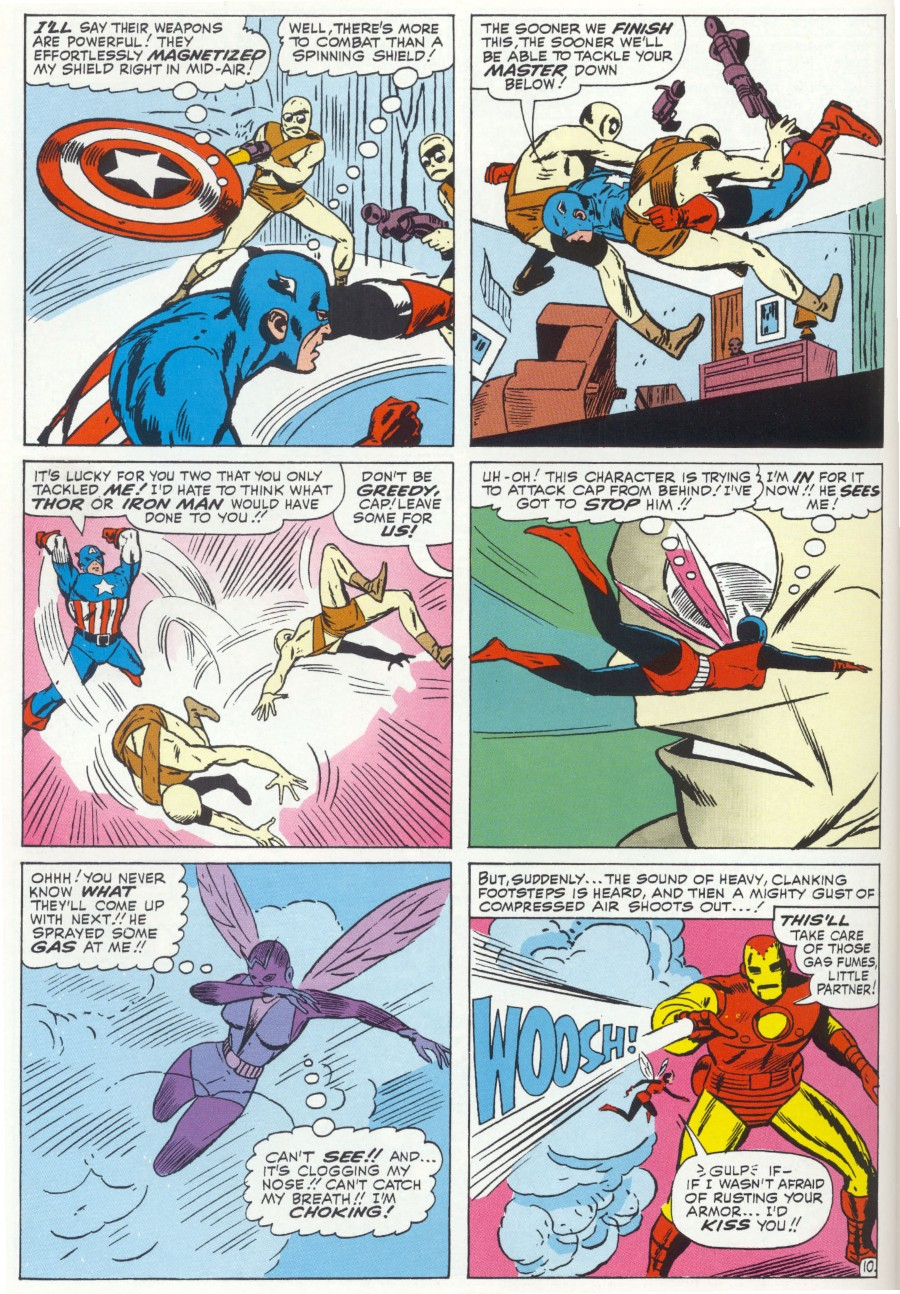 The Avengers (1963) 12 Page 10