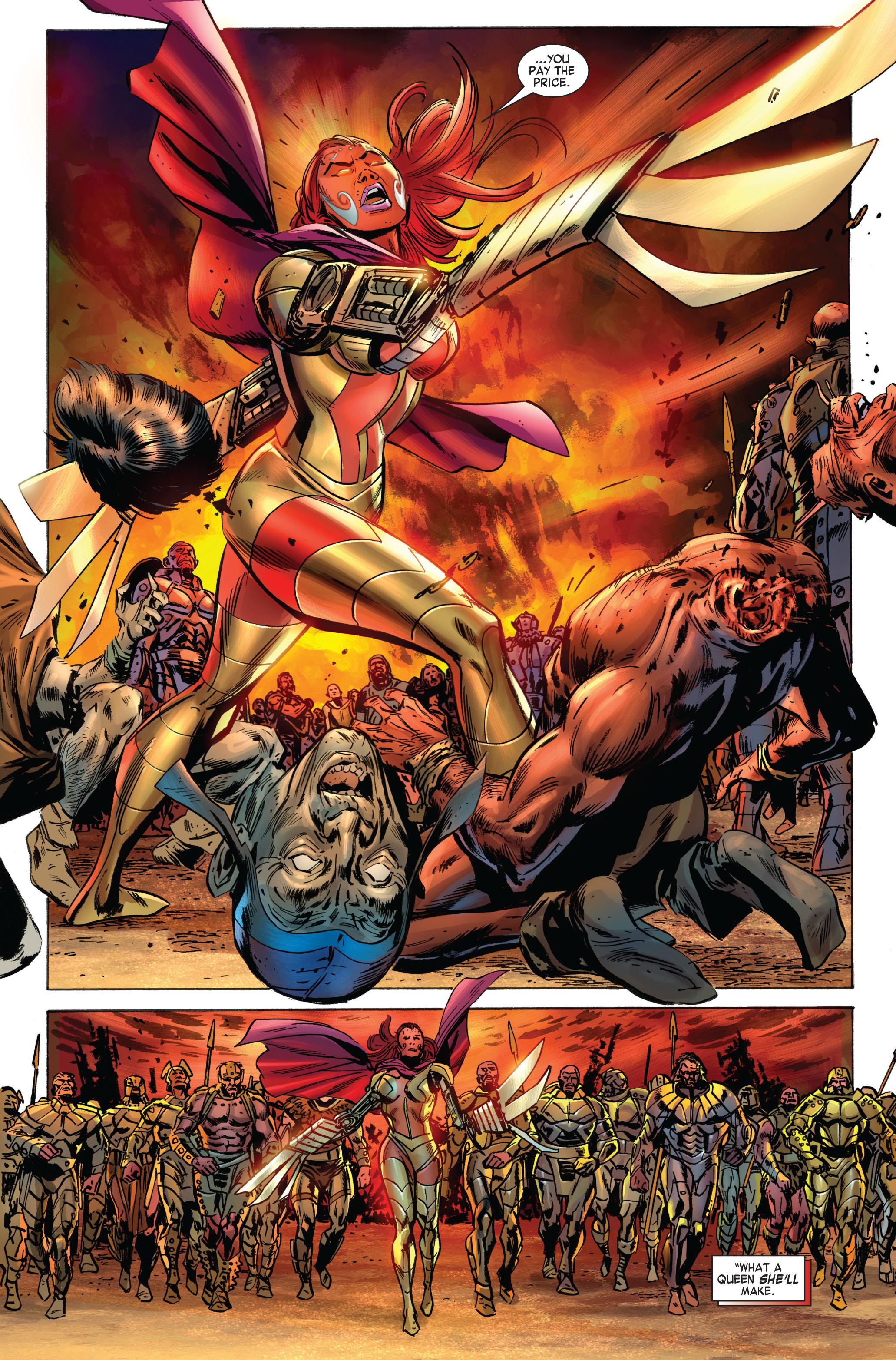 Read online Skaar: Son of Hulk comic -  Issue #3 - 21