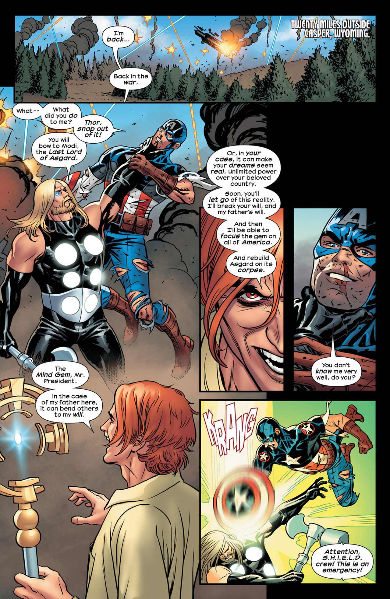Read online Ultimate Comics Ultimates comic -  Issue #18 - 8