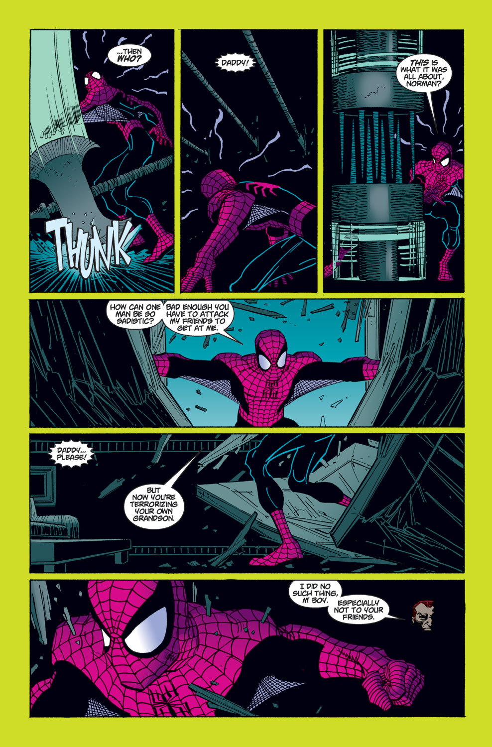 The Amazing Spider-Man (1999) 25 Page 34