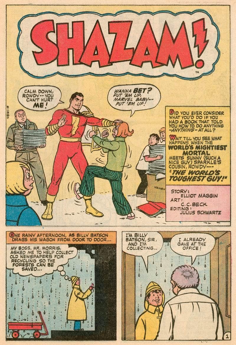 Read online Shazam! (1973) comic -  Issue #5 - 10