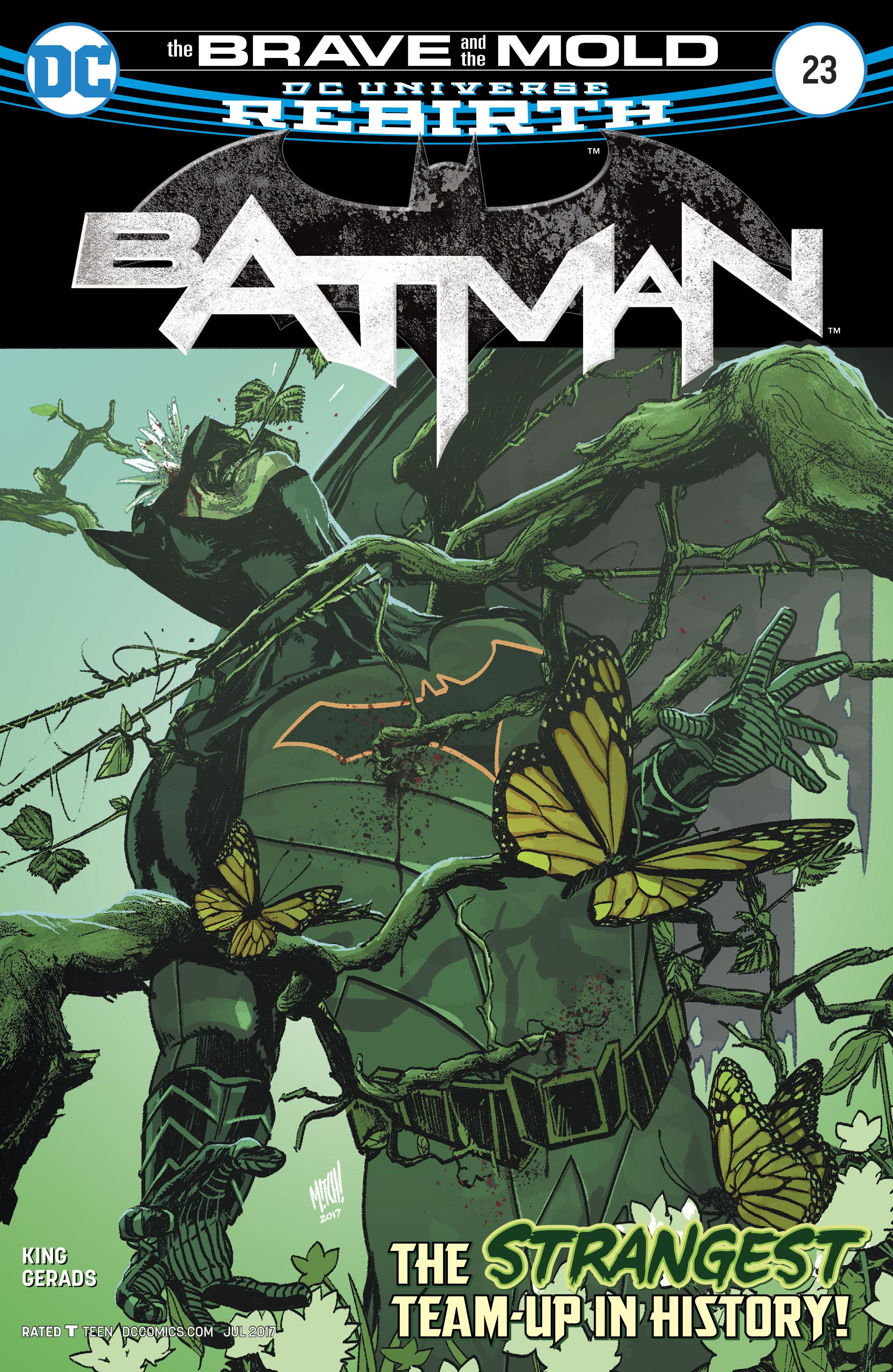 Read online Batman (2016) comic -  Issue #23 - 1
