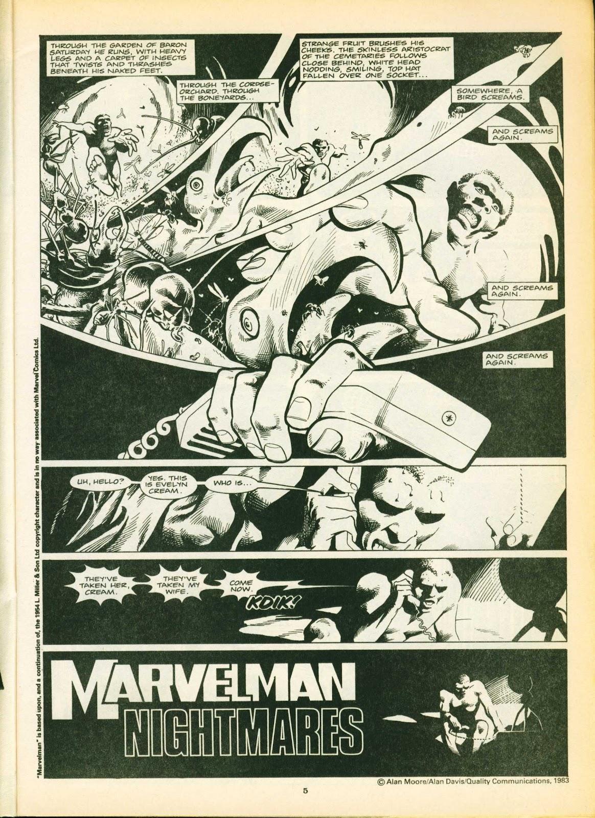 Warrior Issue #15 #16 - English 5