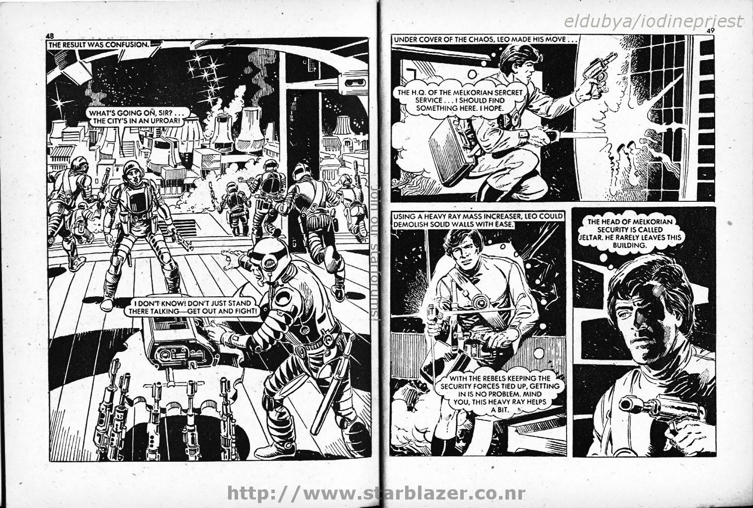 Starblazer issue 73 - Page 26