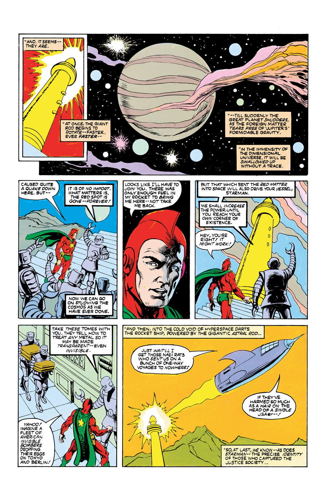 Read online All-Star Squadron comic -  Issue #57 - 16