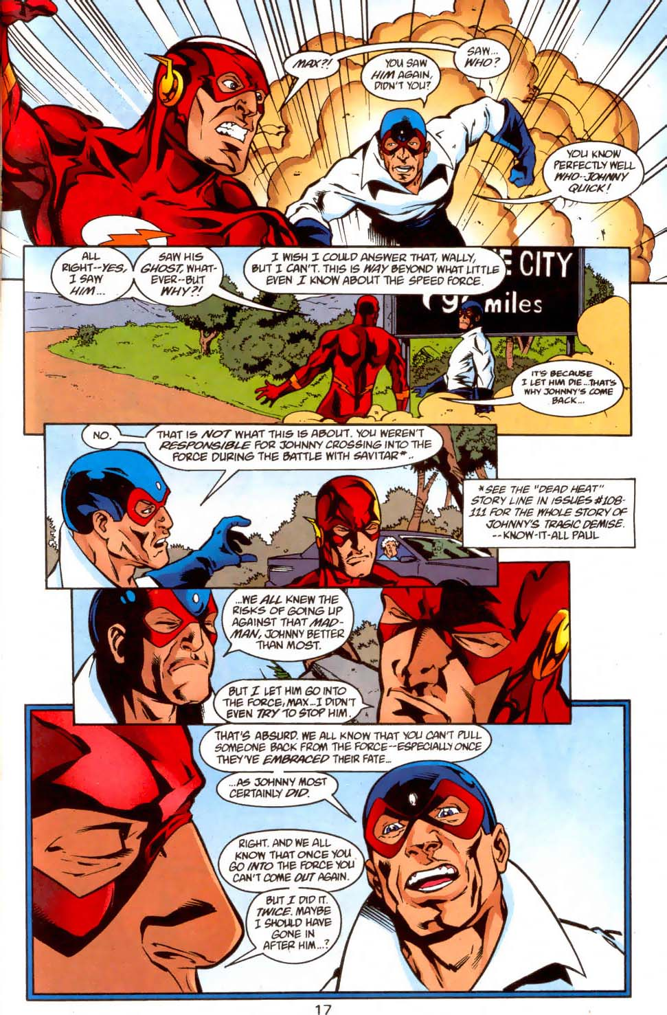 Read online The Flash (1987) comic -  Issue # _Annual 11 - 18