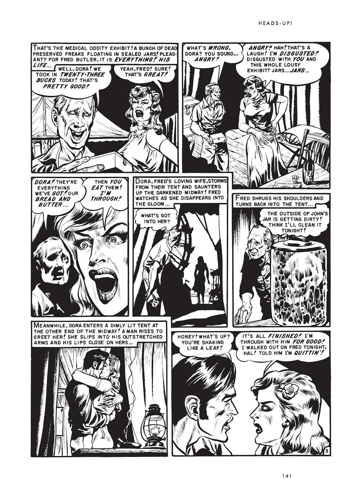 Read online Doctor of Horror and Other Stories comic -  Issue # TPB (Part 2) - 57