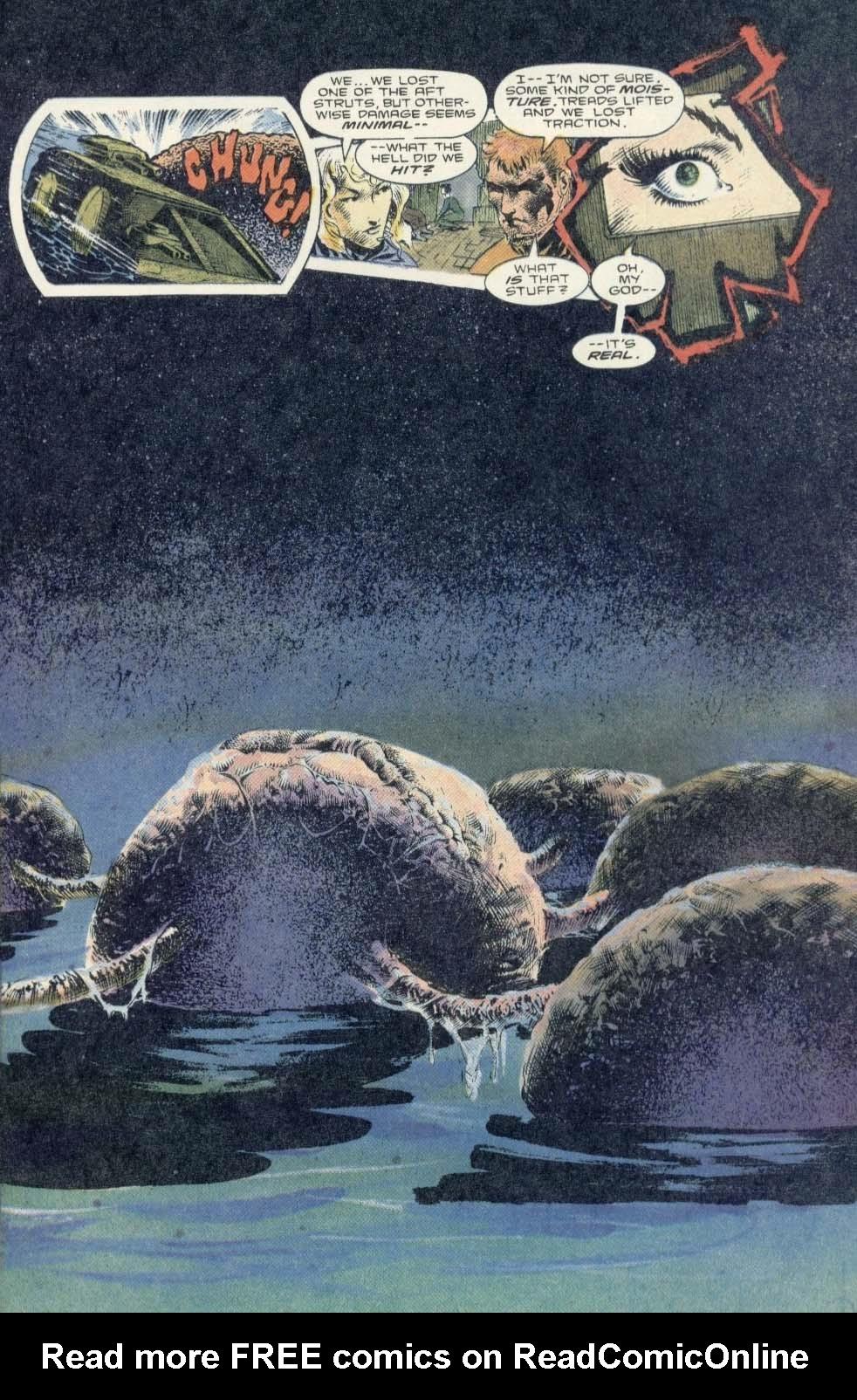 Read online Aliens: Earth War comic -  Issue #3 - 9