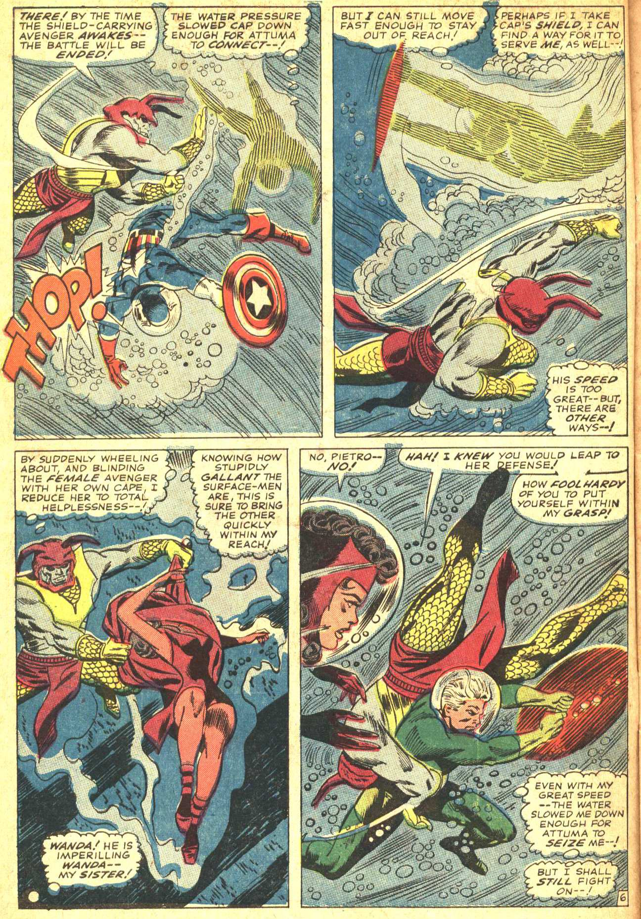 The Avengers (1963) 27 Page 7