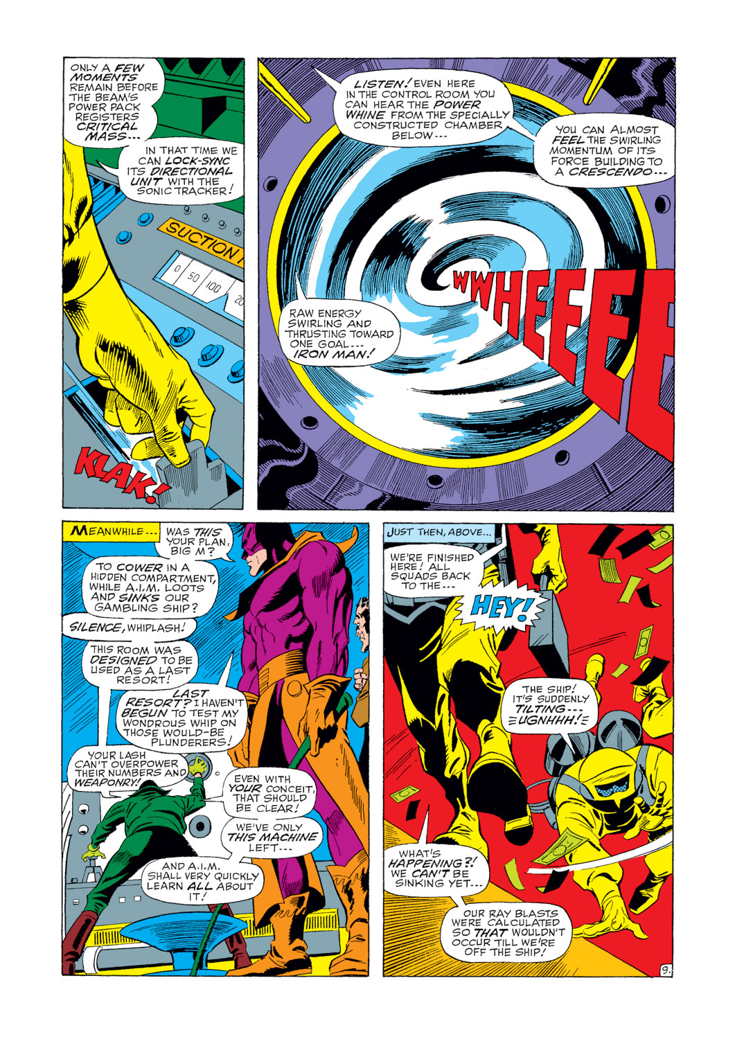 Iron Man and Sub-Mariner issue Full - Page 10