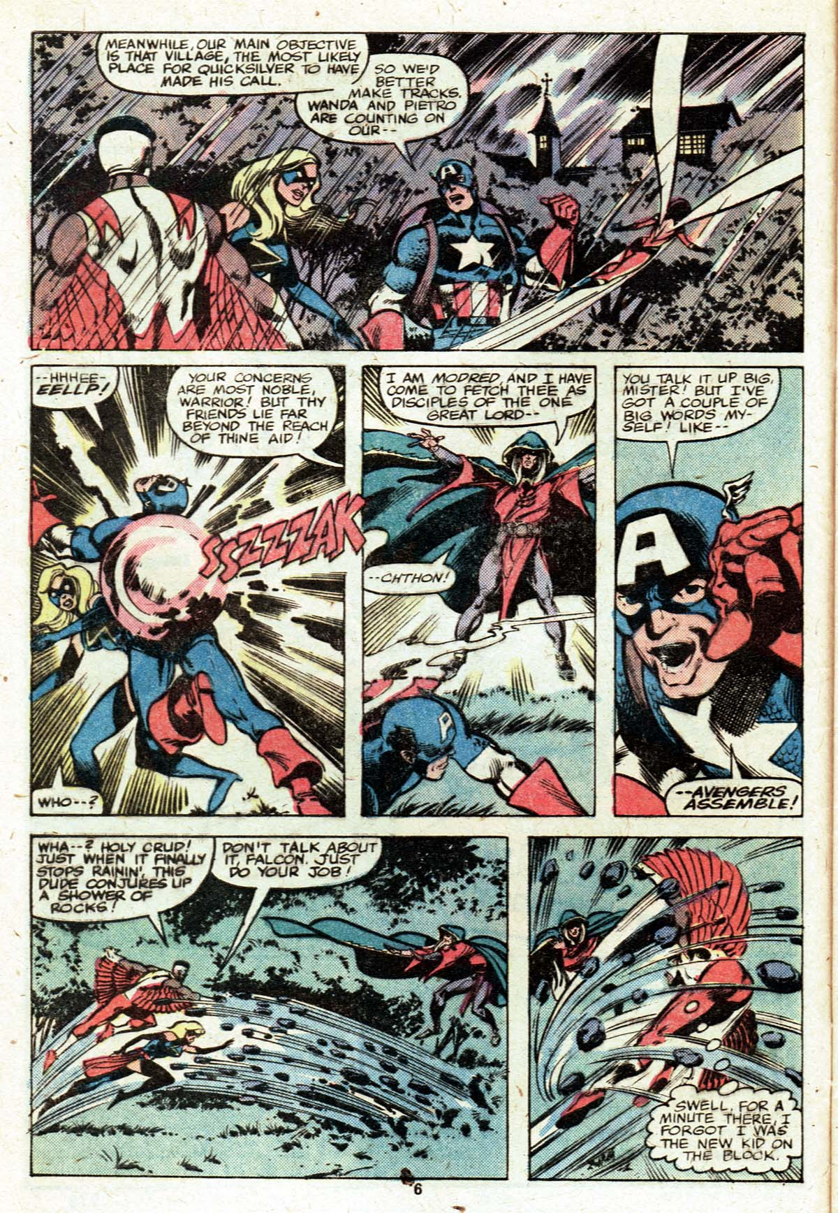 The Avengers (1963) 187 Page 4
