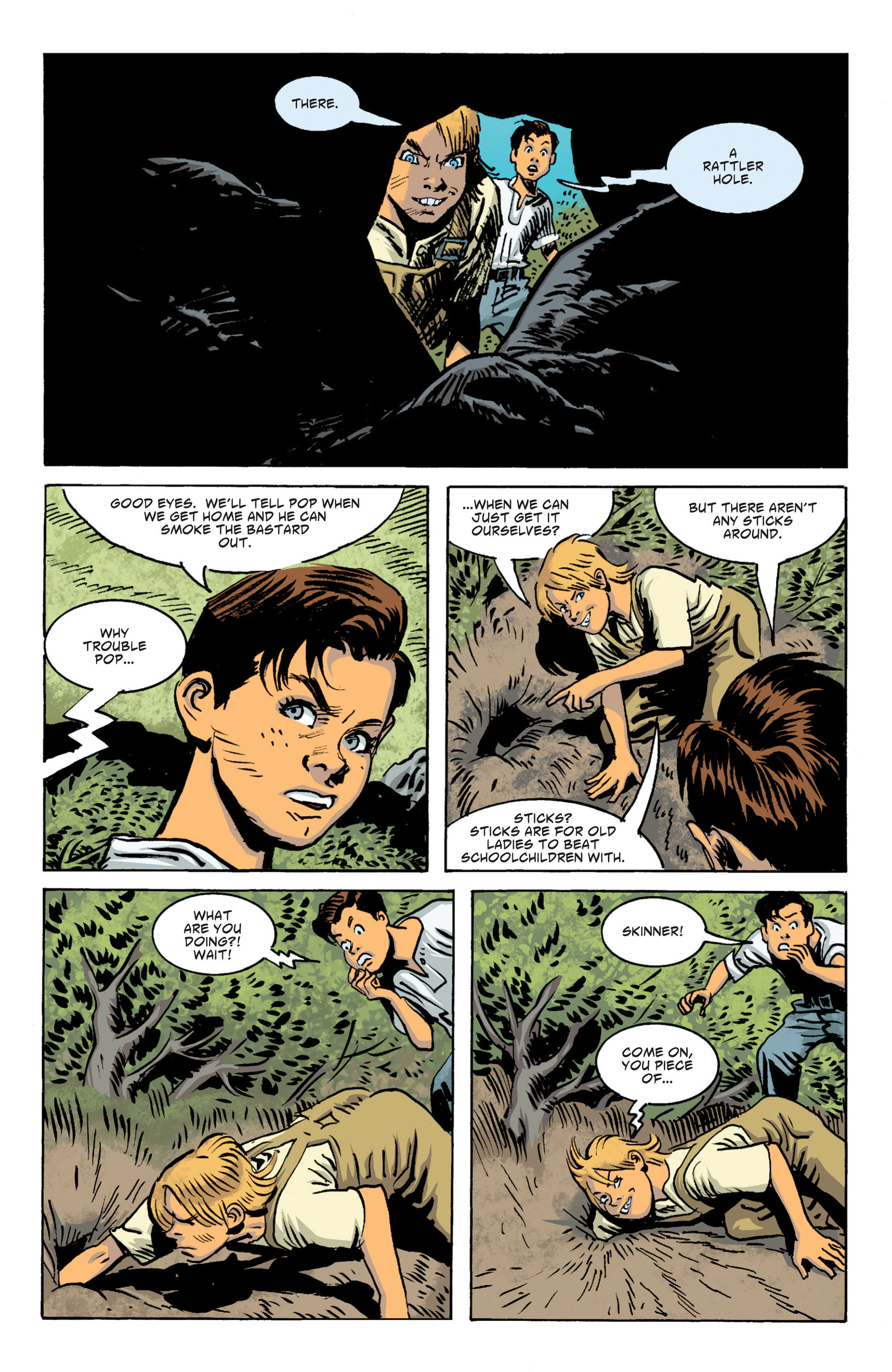 Read online American Vampire comic -  Issue #19 - 6