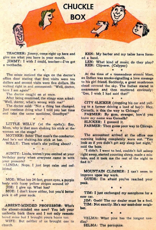 Read online Adventure Comics (1938) comic -  Issue #250 - 26