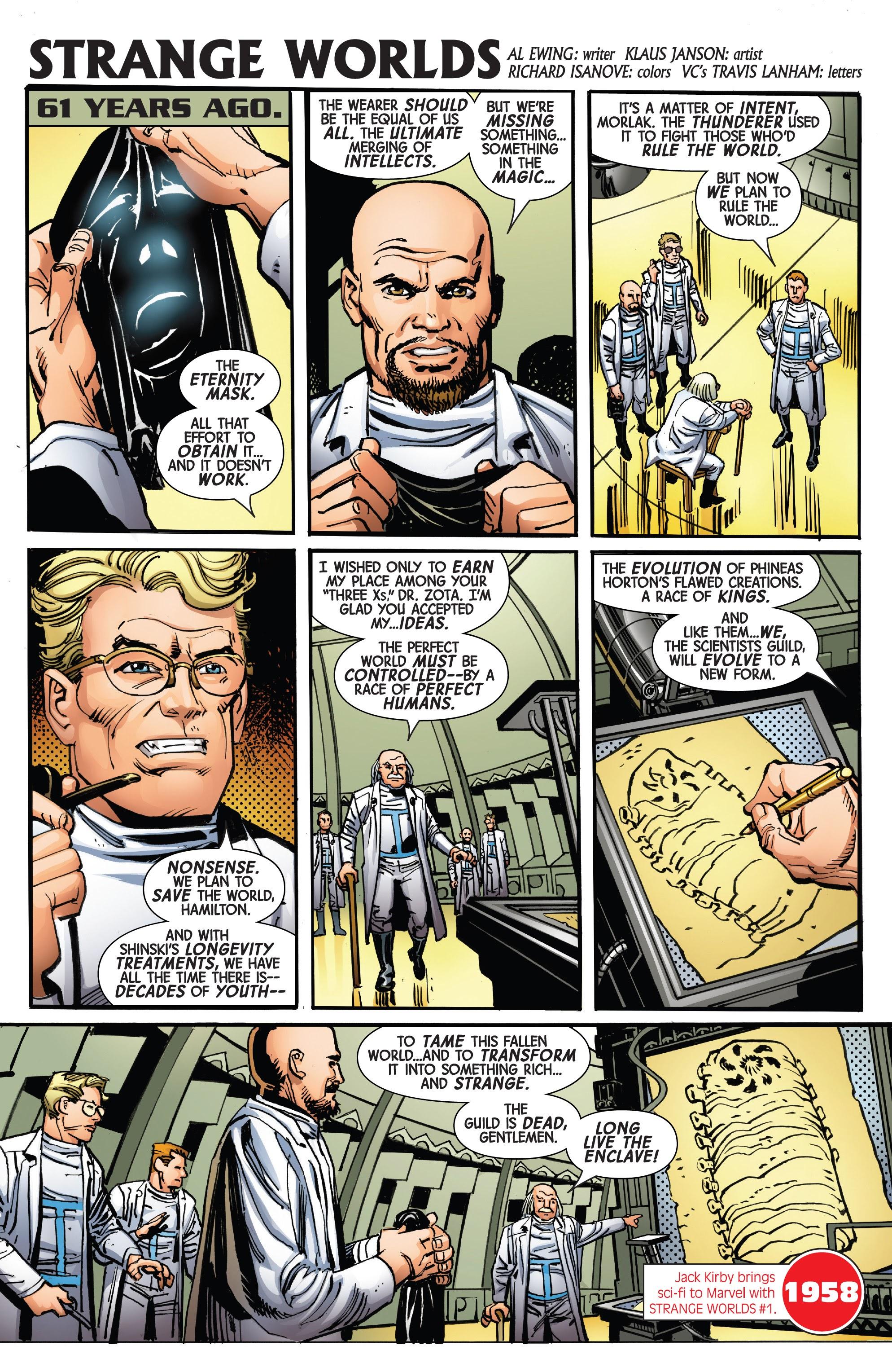 Read online Marvel Comics (2019) comic -  Issue #1000 - 22