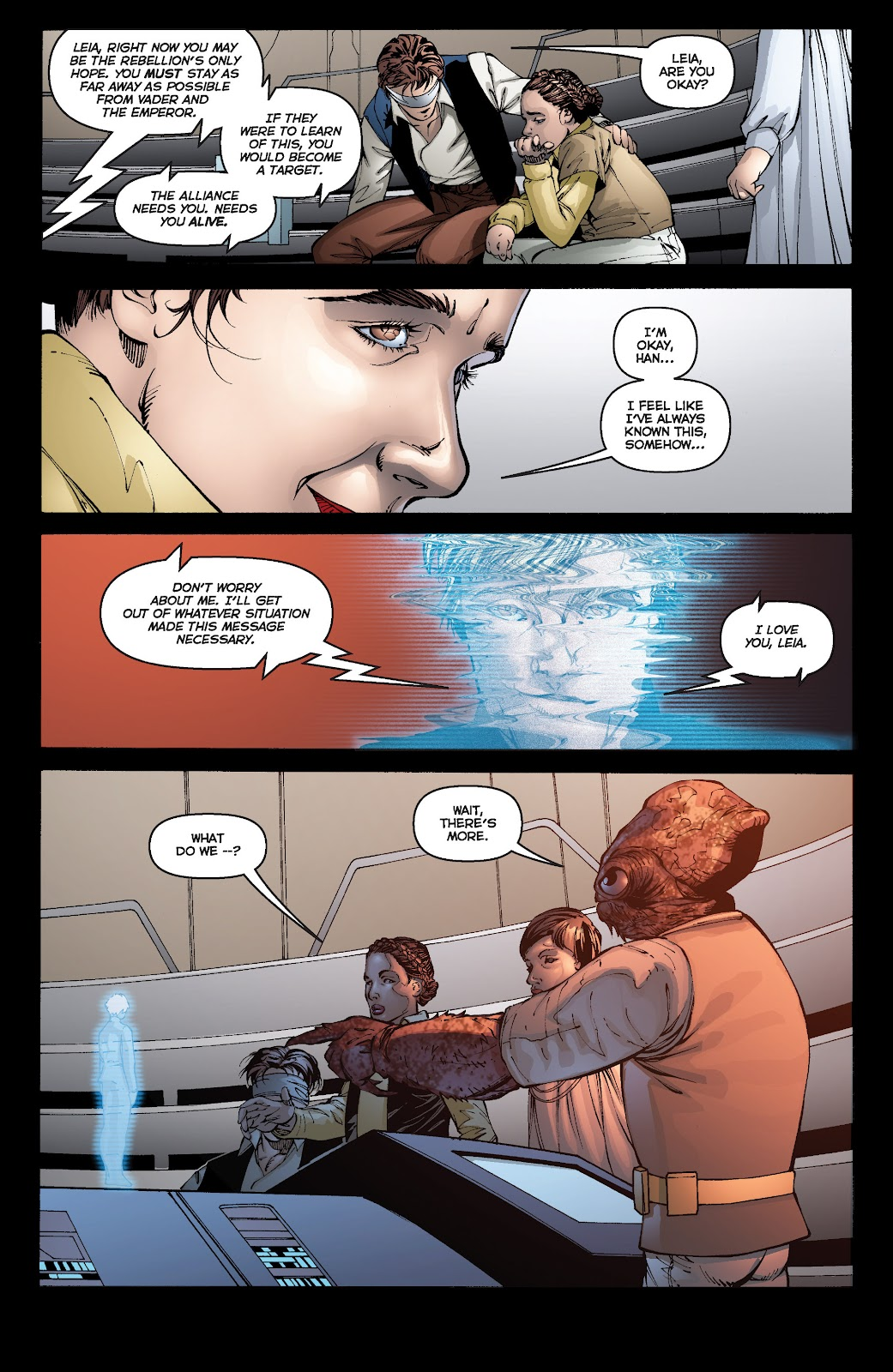 Read online Star Wars Legends: Infinities - Epic Collection comic -  Issue # TPB (Part 3) - 56