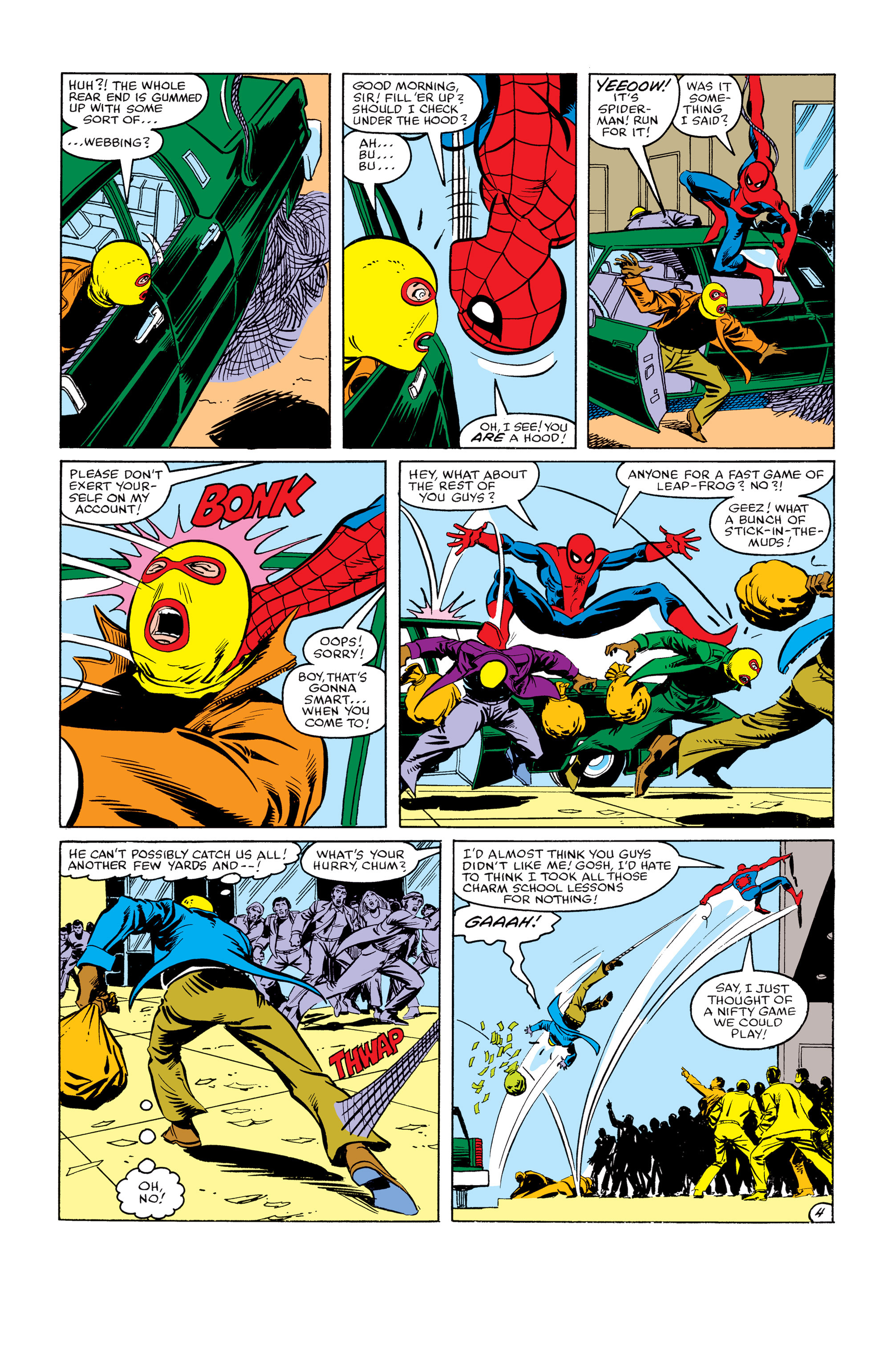 The Amazing Spider-Man (1963) 224 Page 4