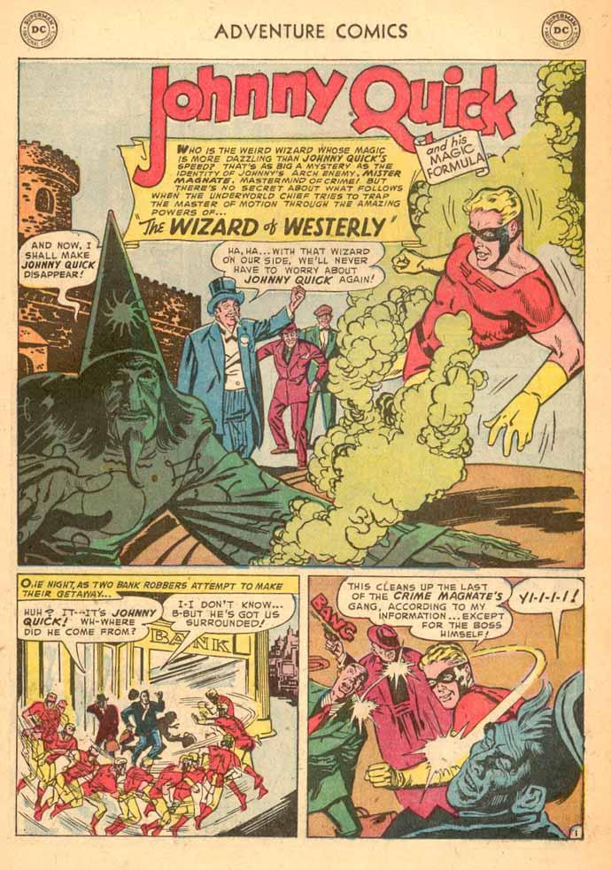 Read online Adventure Comics (1938) comic -  Issue #187 - 25