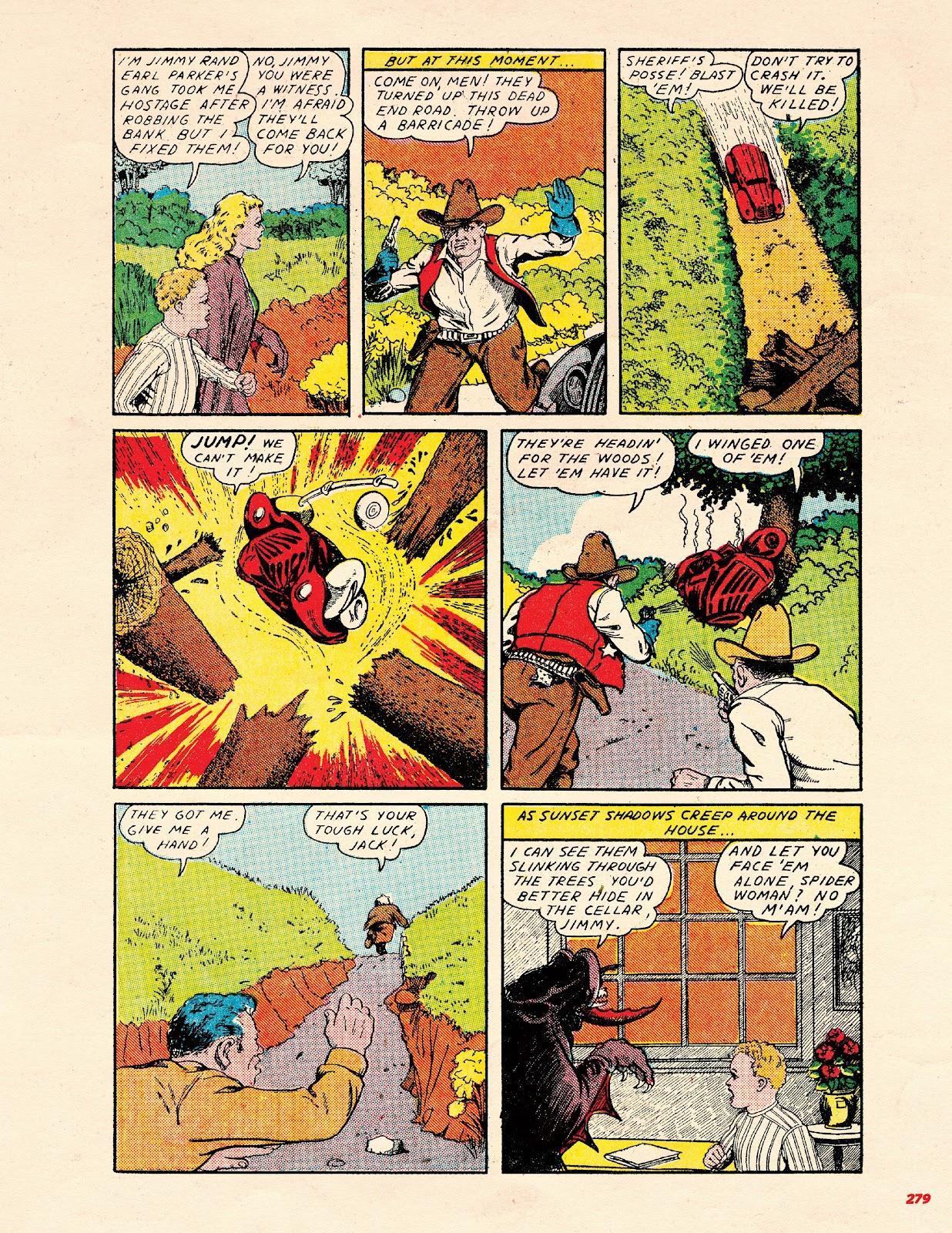 Read online Super Weird Heroes comic -  Issue # TPB 2 (Part 3) - 79