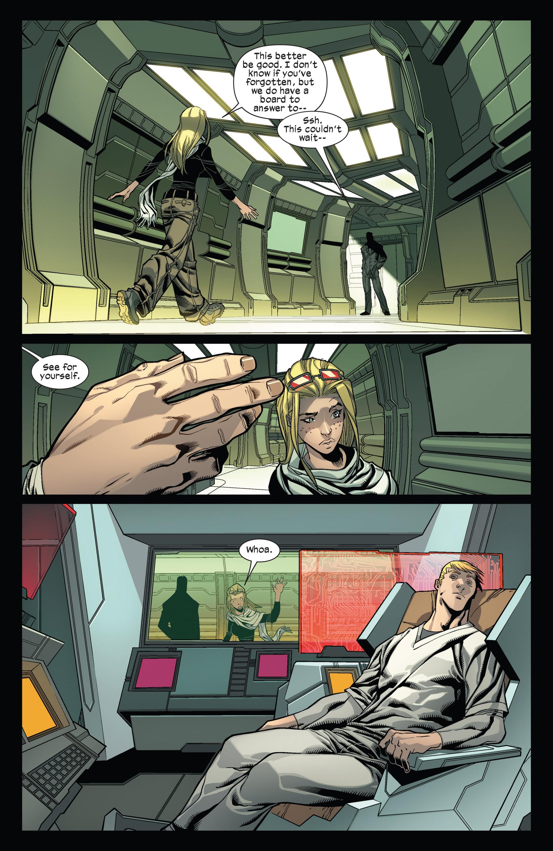 Read online Ultimate Comics X-Men comic -  Issue #12 - 14