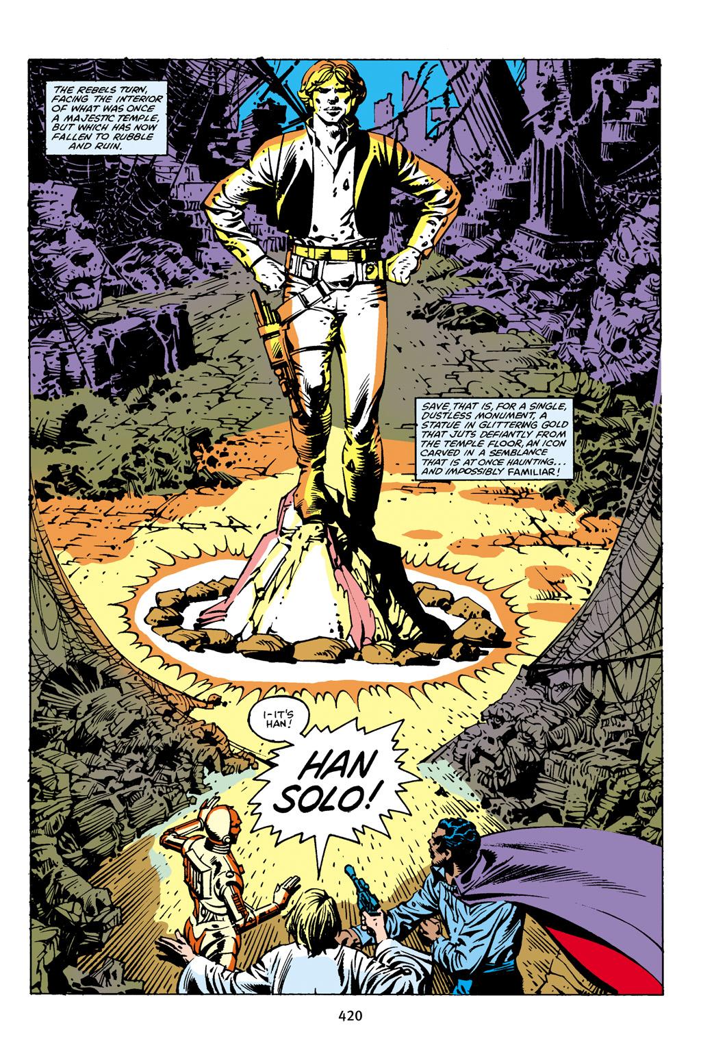 Read online Star Wars Omnibus comic -  Issue # Vol. 16 - 412