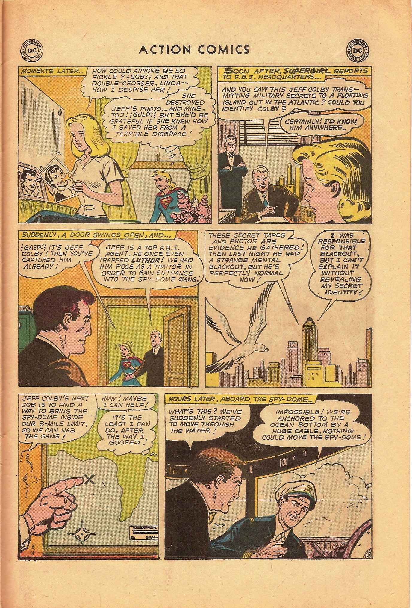 Action Comics (1938) 317 Page 26