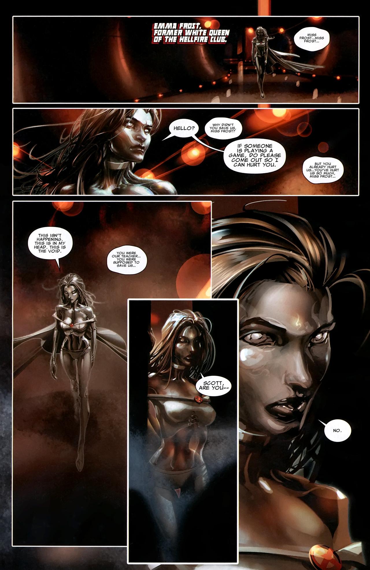Read online X Necrosha comic -  Issue # Full - 16