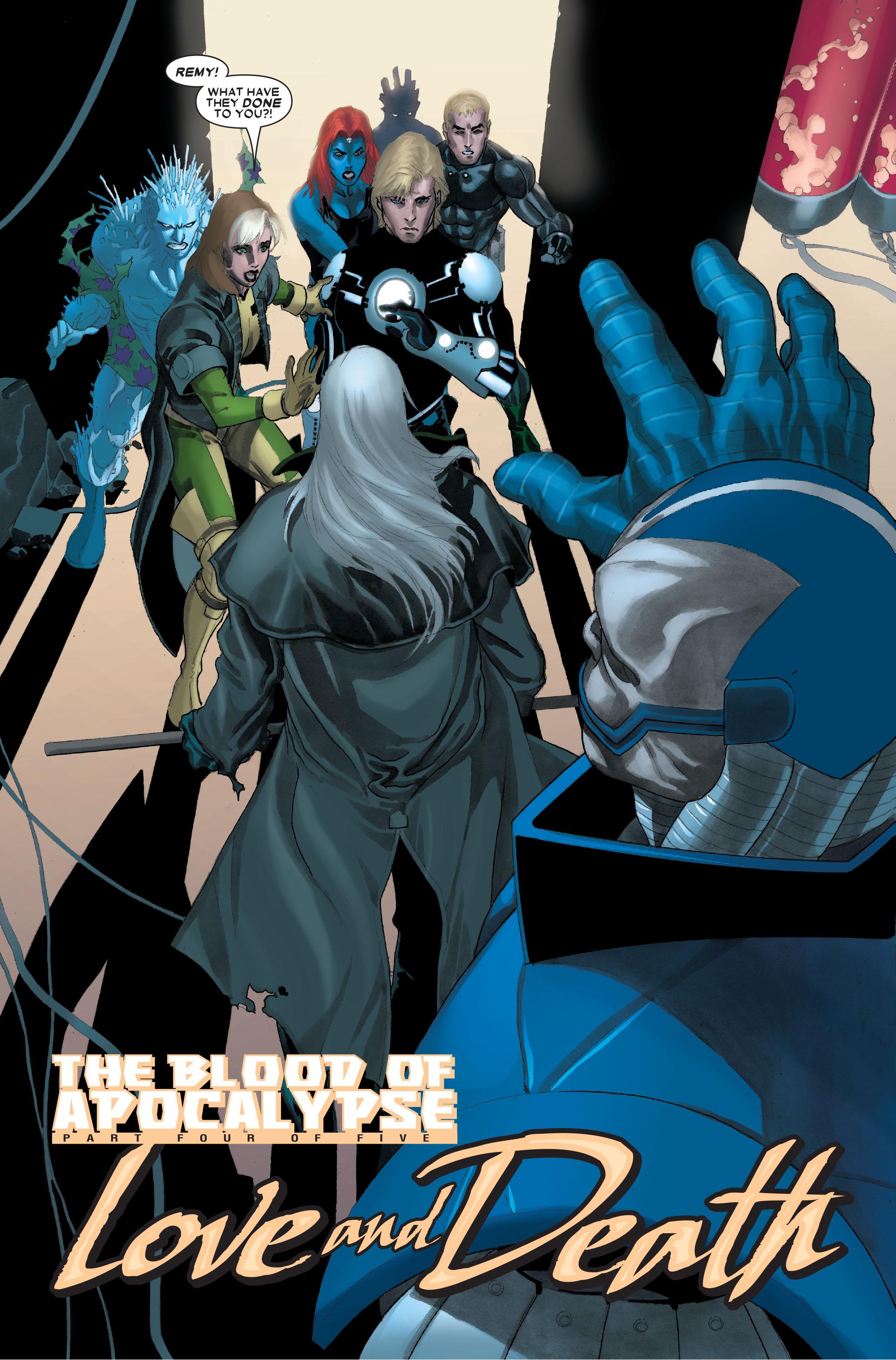 X-Men (1991) 185 Page 1