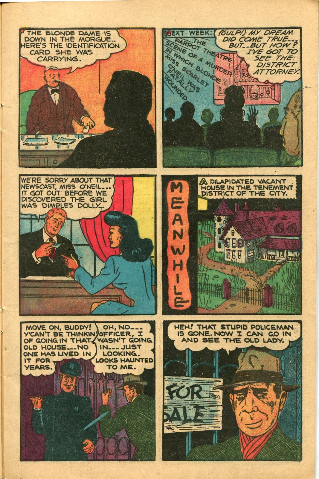 Read online Famous Funnies comic -  Issue #147 - 11