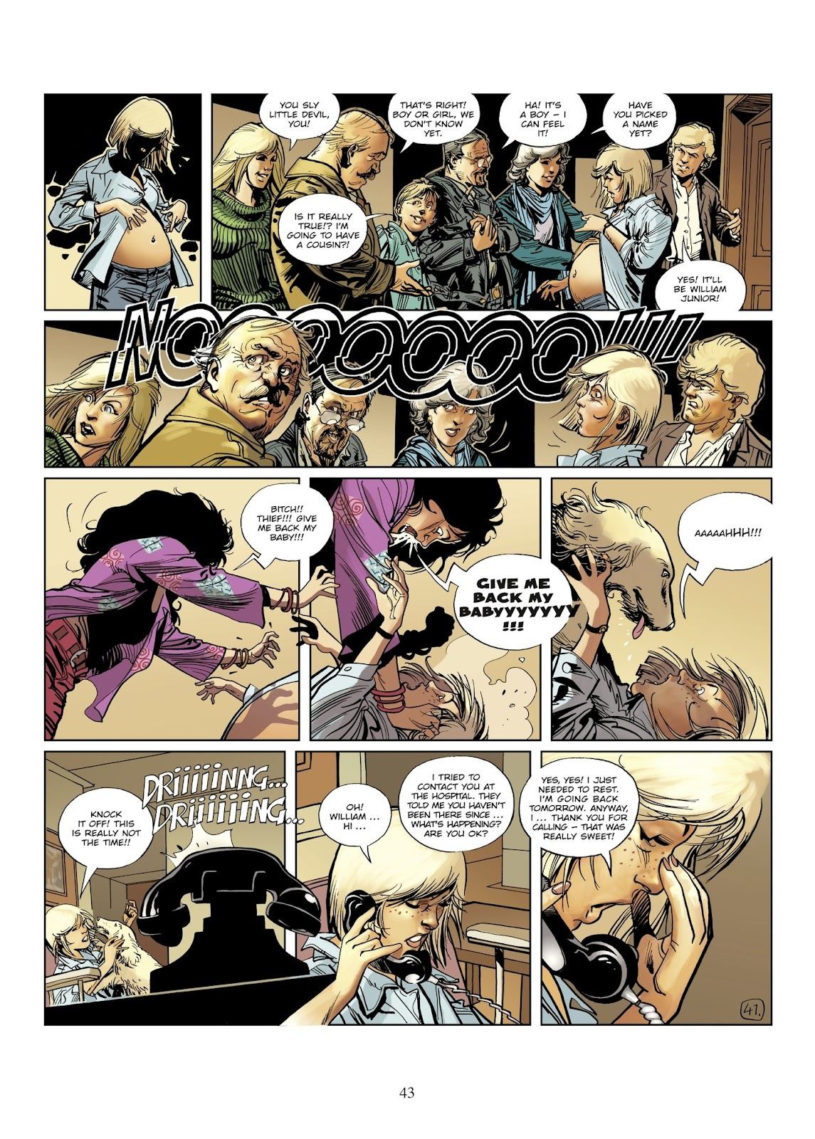 XIII Mystery issue 8 - Page 45