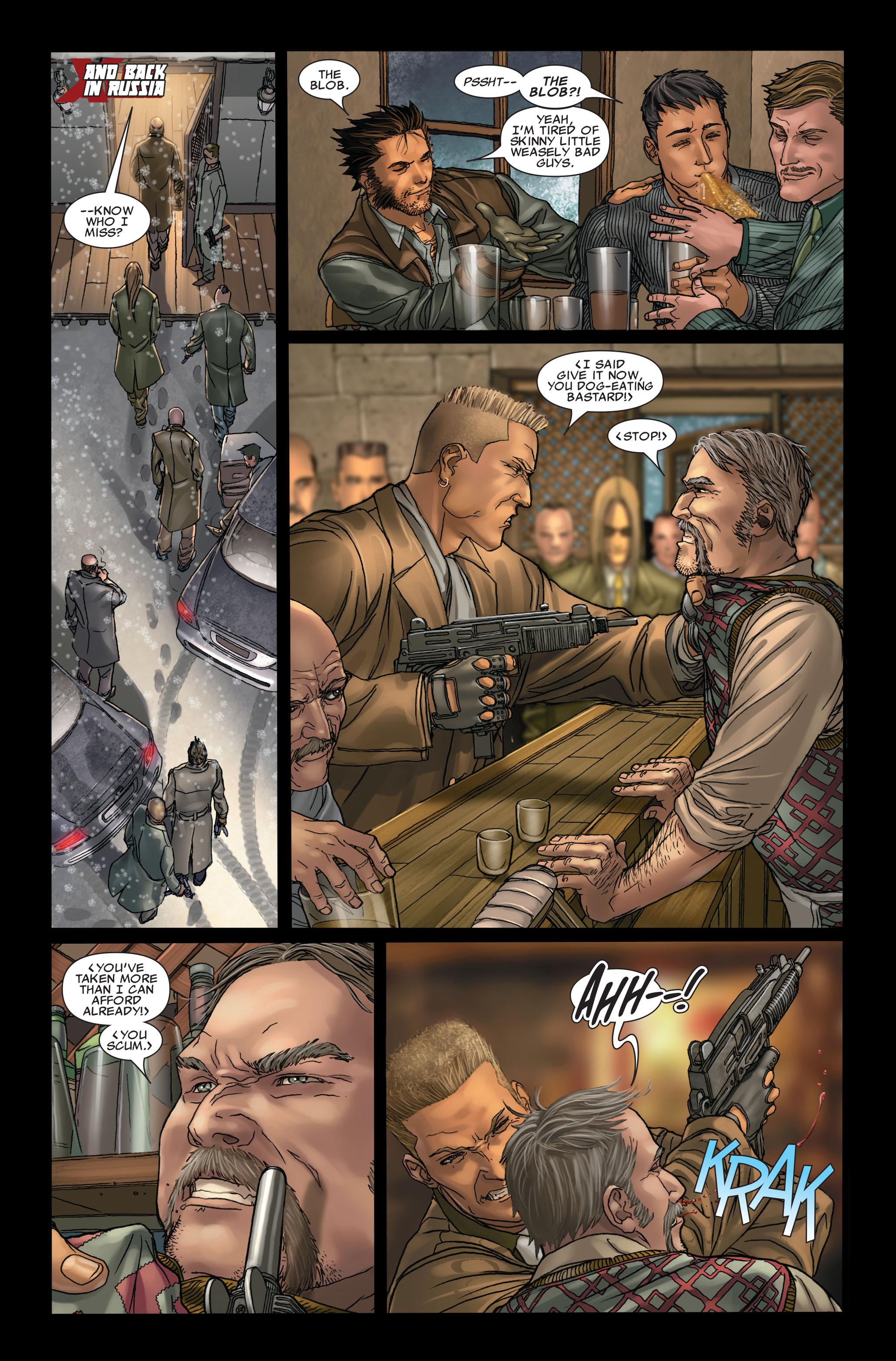 Read online Uncanny X-Men (1963) comic -  Issue #496 - 16