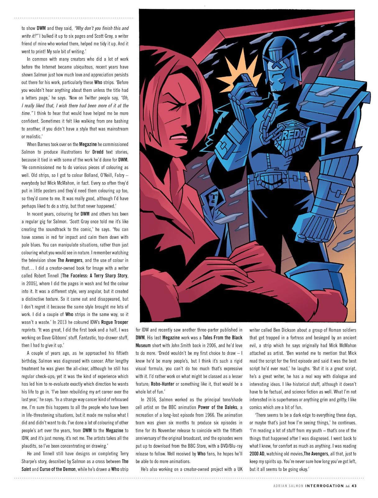 Judge Dredd Megazine (Vol. 5) Issue #381 #180 - English 42