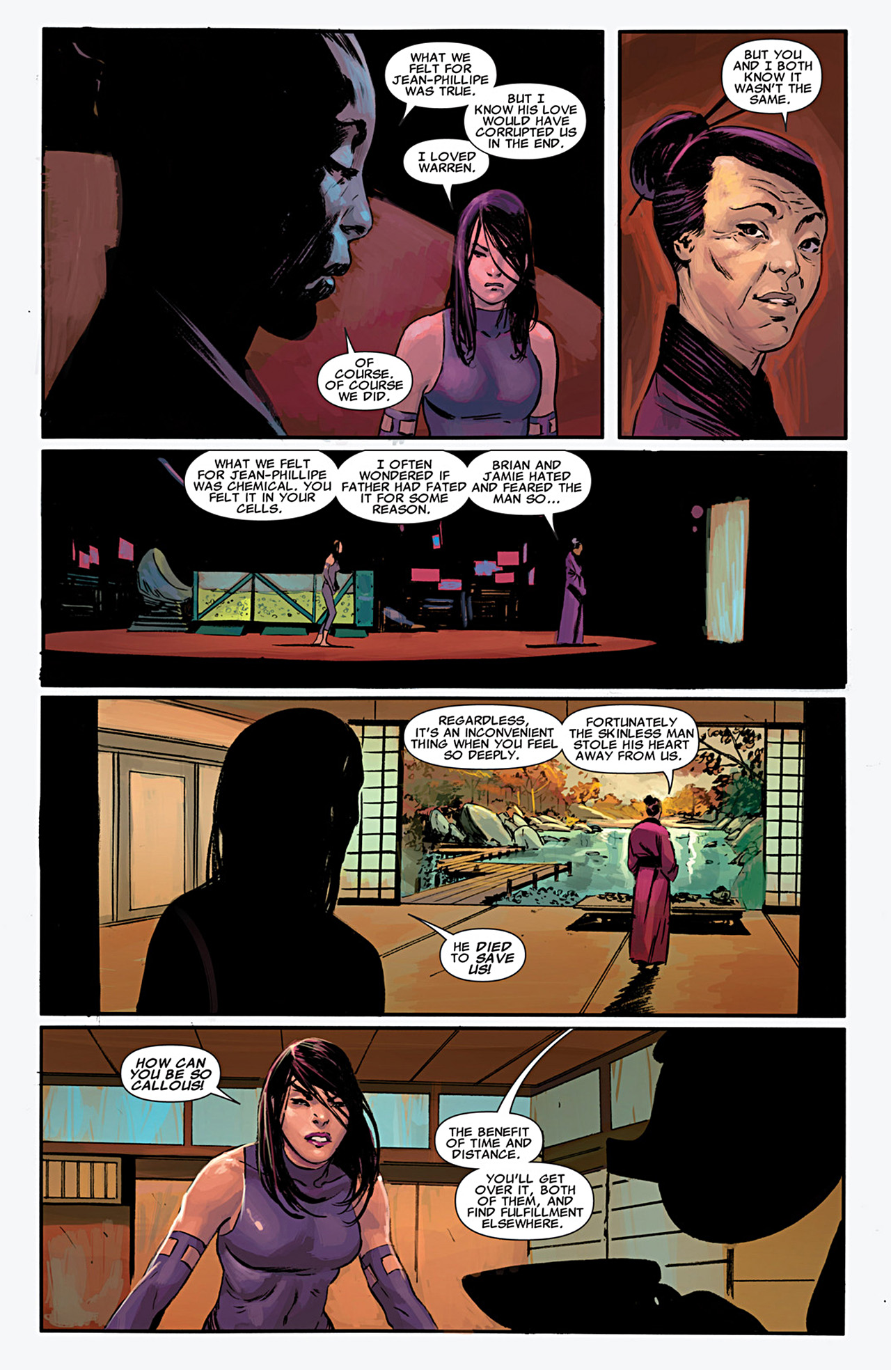 Read online Uncanny X-Force (2010) comic -  Issue #29 - 15