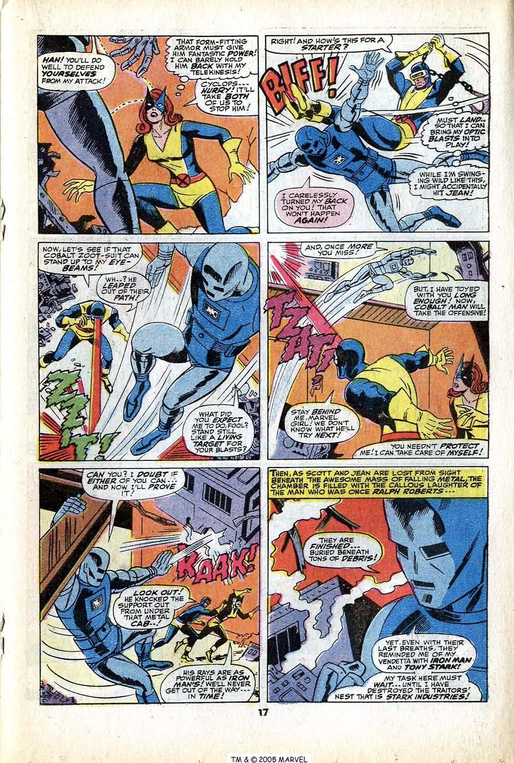 Uncanny X-Men (1963) 79 Page 18