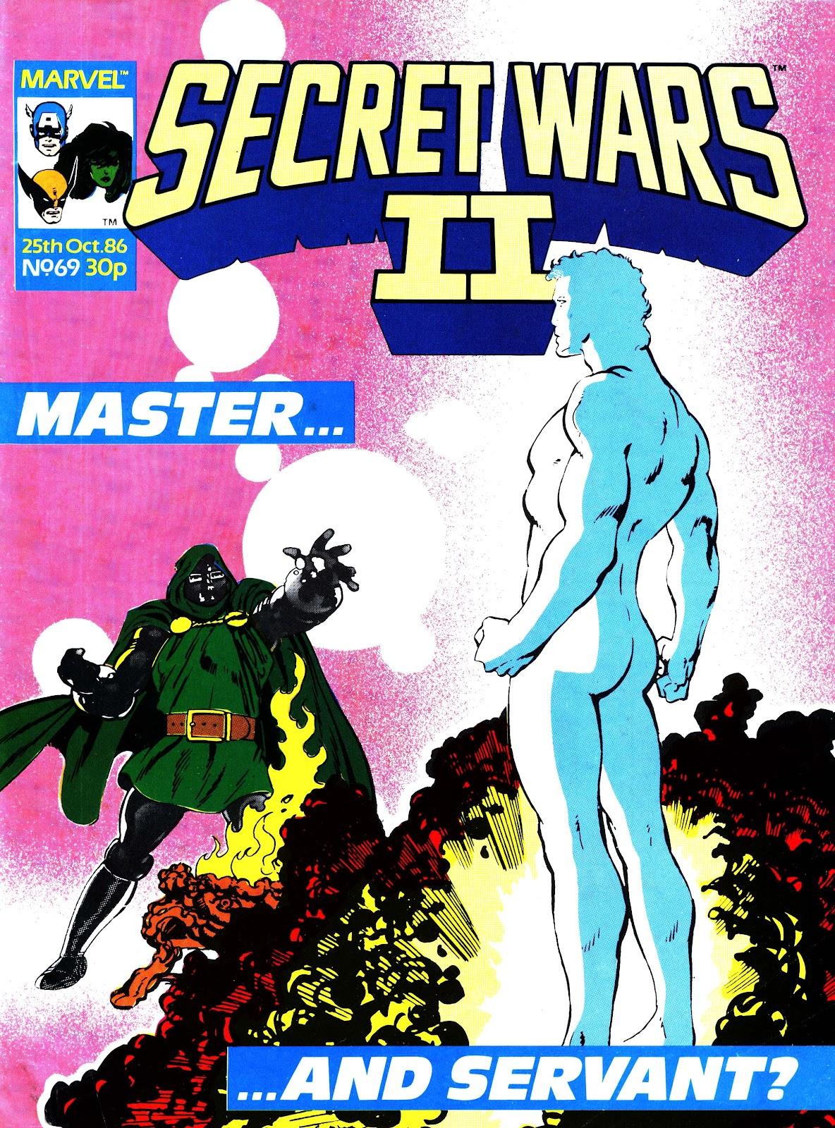 Secret Wars (1985) issue 69 - Page 1