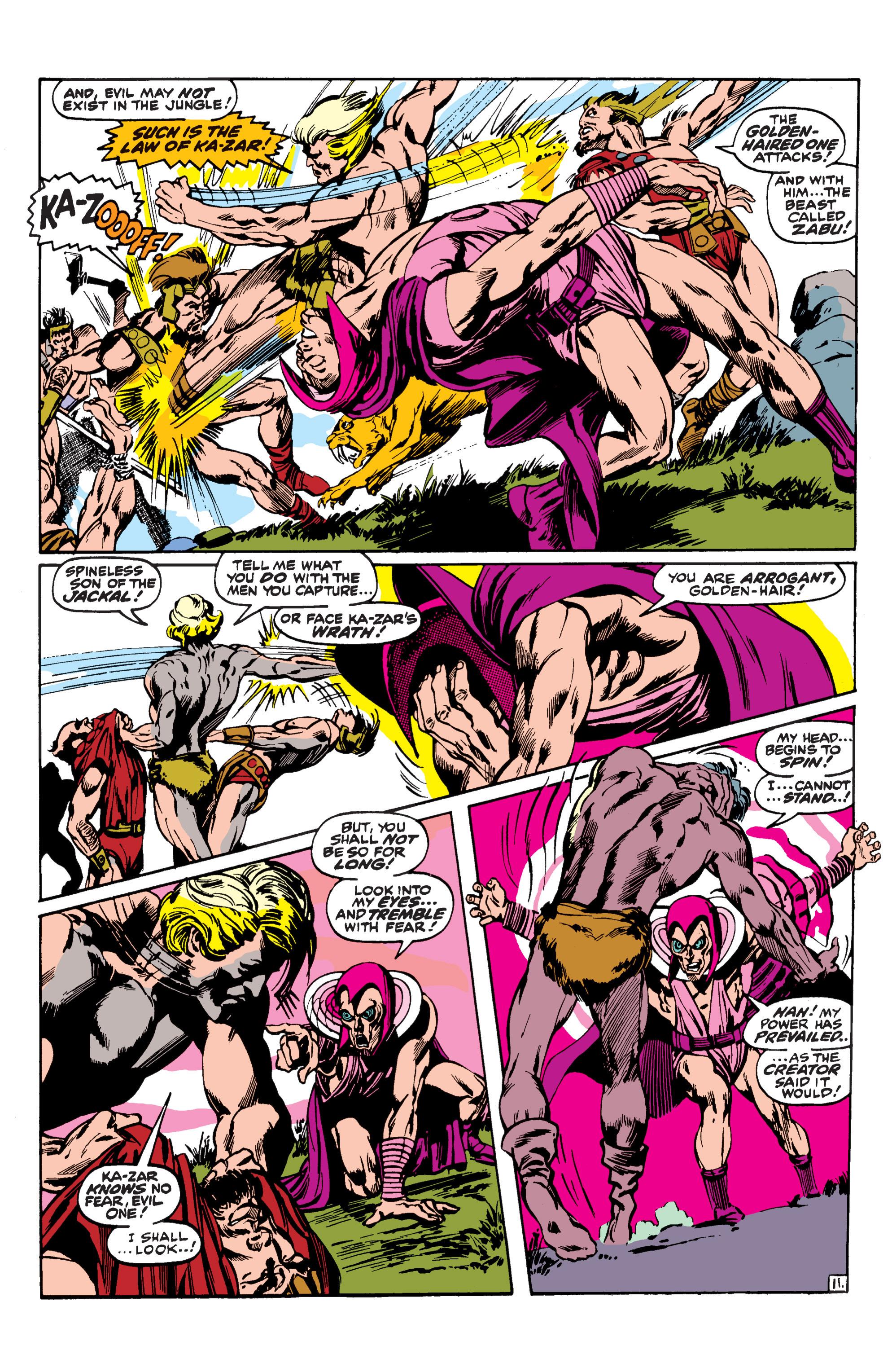 Uncanny X-Men (1963) 62 Page 11