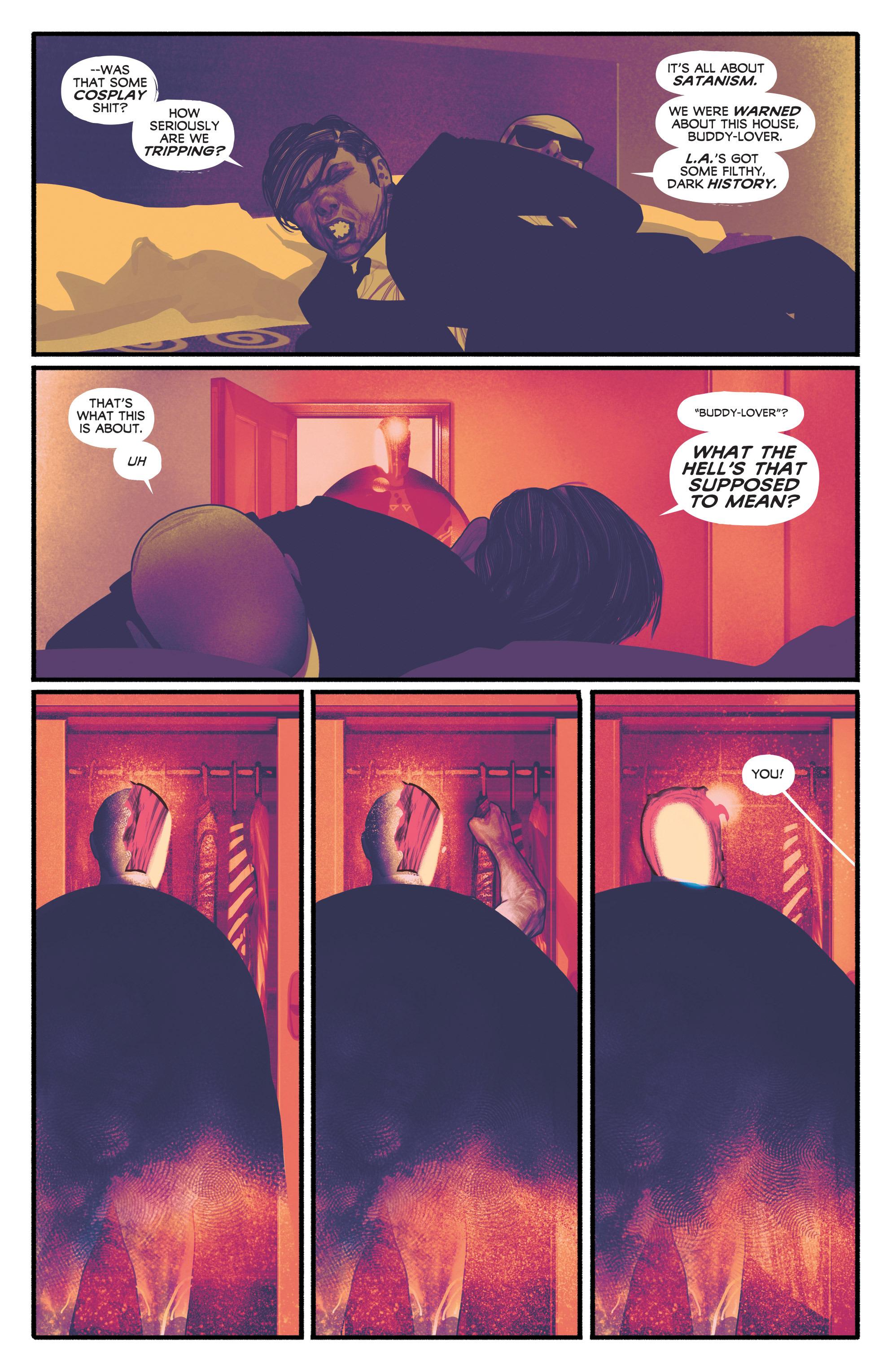 Read online Annihilator comic -  Issue #3 - 25