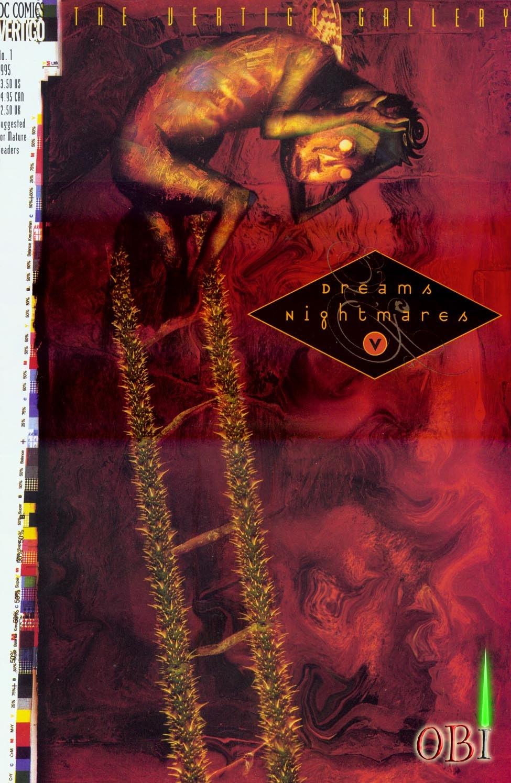 The Vertigo Gallery: Dreams and Nightmares Full Page 1