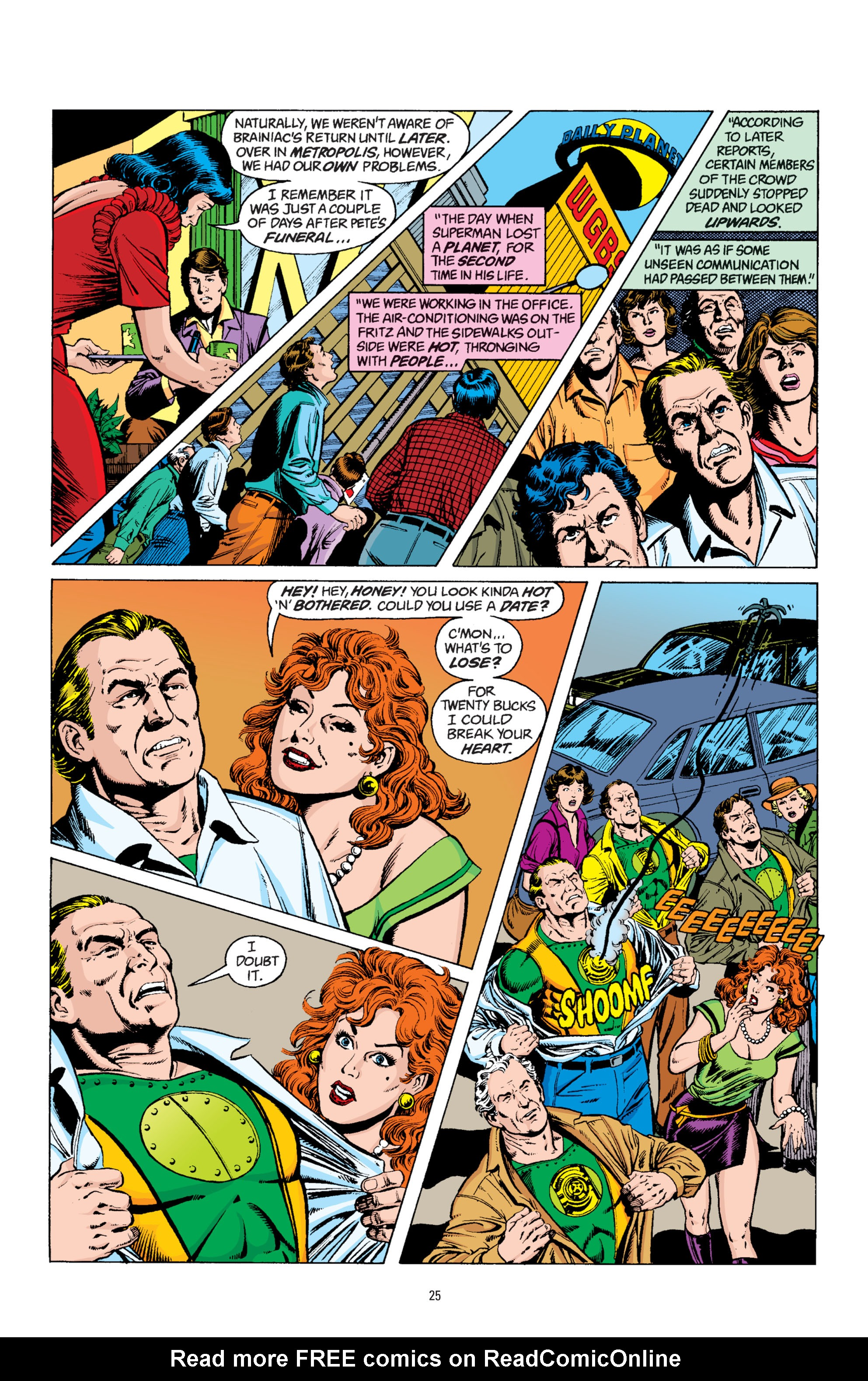 Read online Superman: Whatever Happened to the Man of Tomorrow? comic -  Issue # TPB - 24