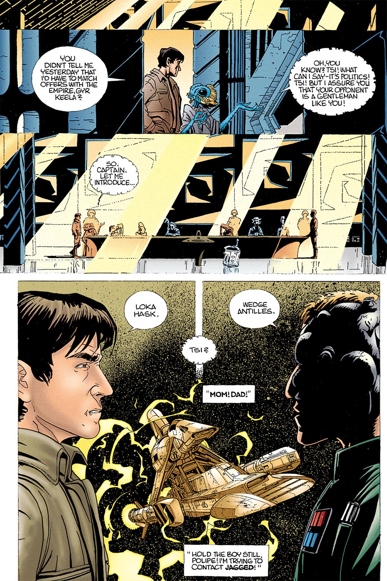 Read online Star Wars Omnibus comic -  Issue # Vol. 1 - 205