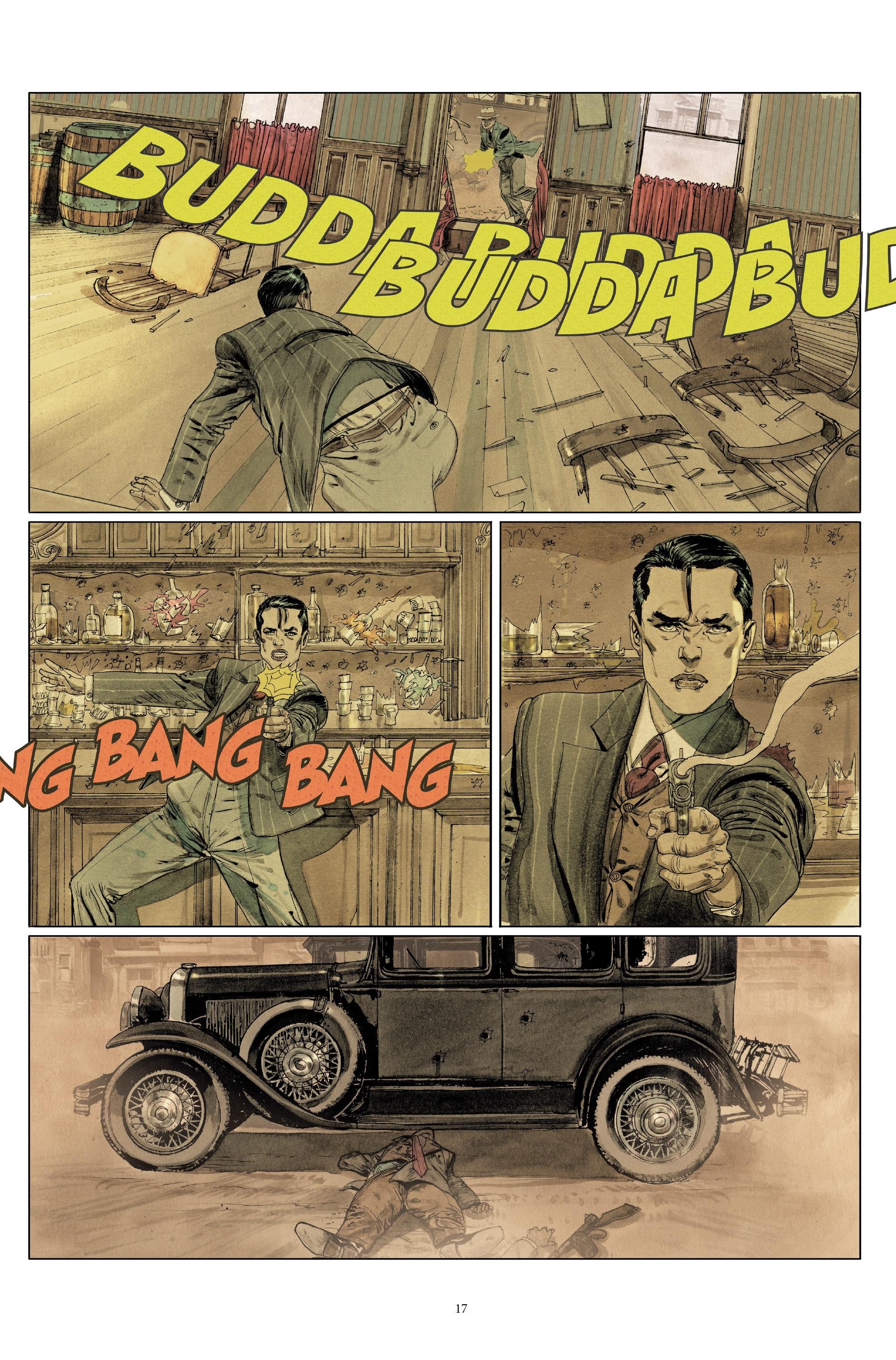 Read online Triggerman comic -  Issue #5 - 17