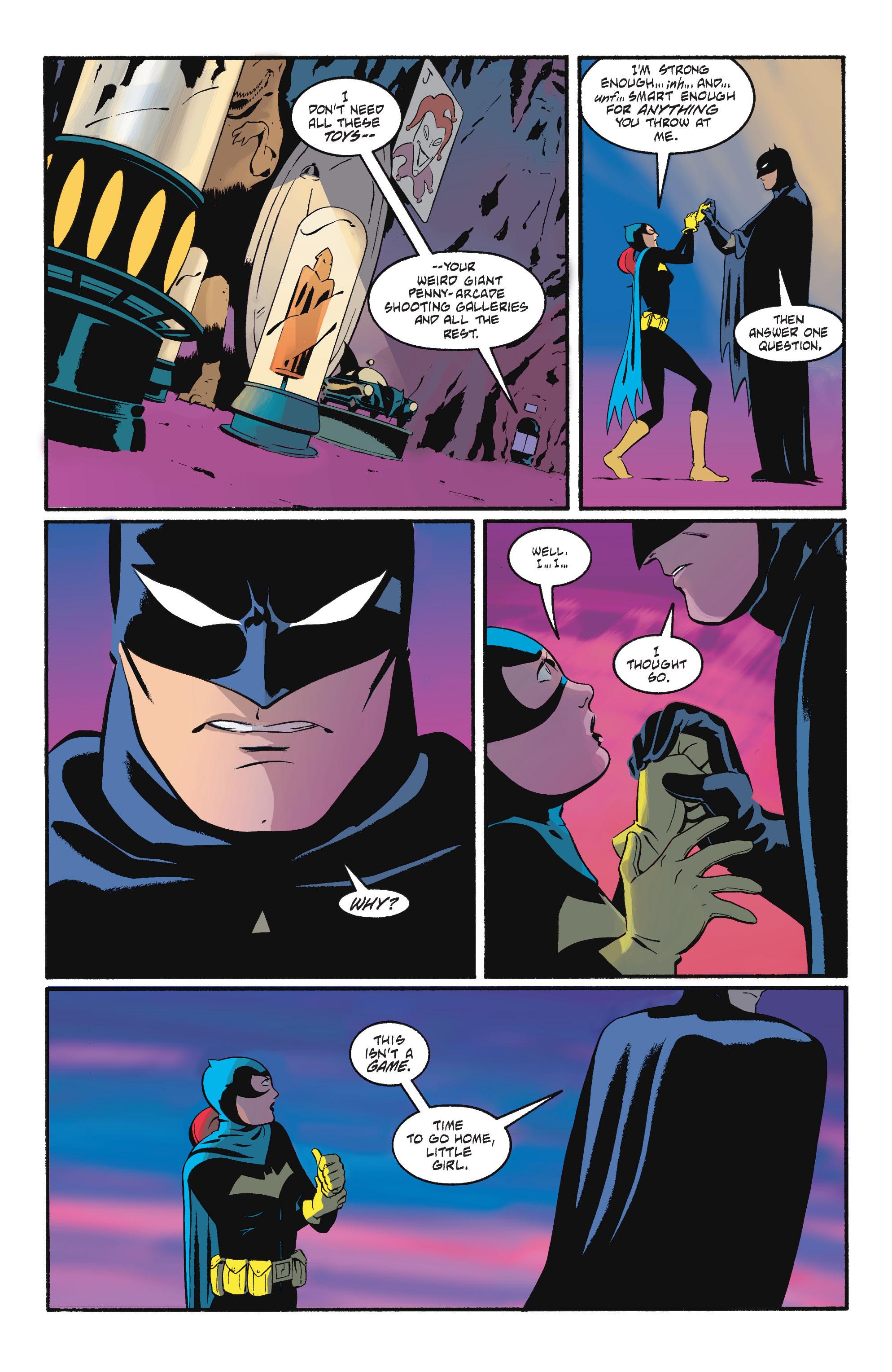 Read online Batgirl/Robin: Year One comic -  Issue # TPB 2 - 80