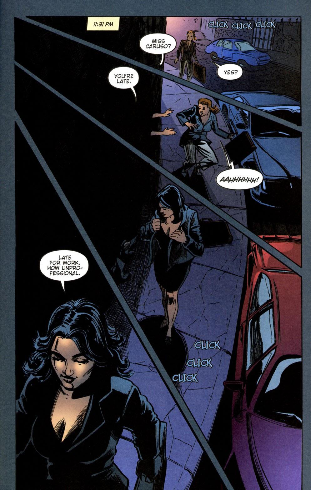 Read online Vampire the Masquerade comic -  Issue # Giovanni - 7