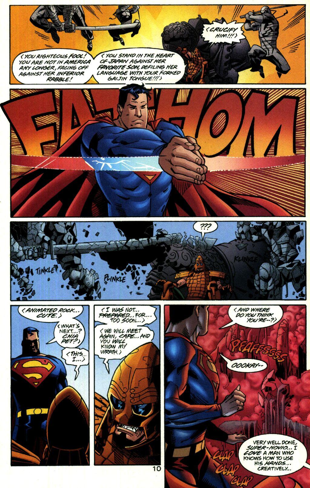 Action Comics (1938) 760 Page 10